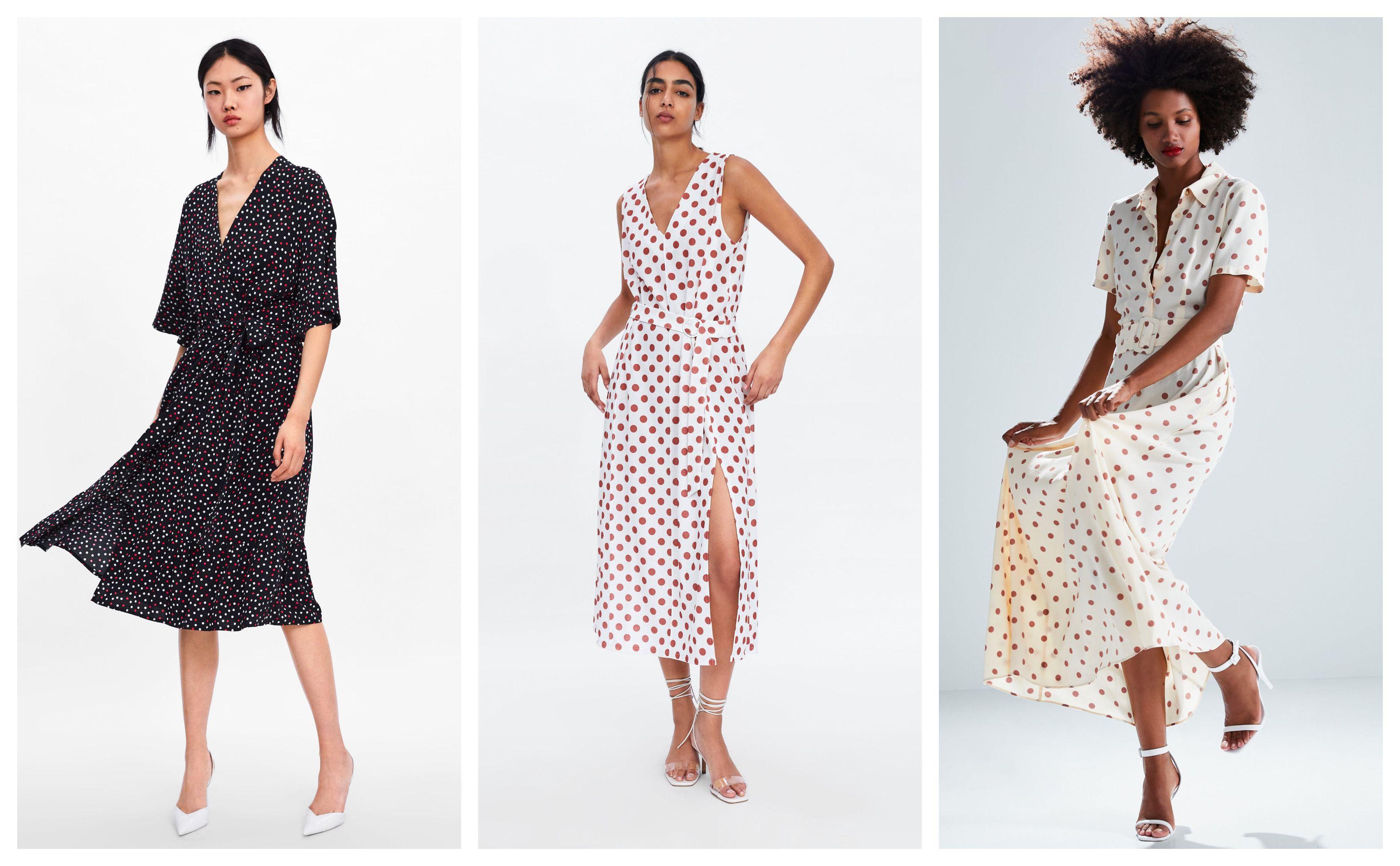 Nose se točkice, a ovo su trenutno najpopularnije haljine iz Zare!