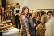 Supruga tenisača Marina Čilića, Kristina, izgleda fantastično u leopard haljini