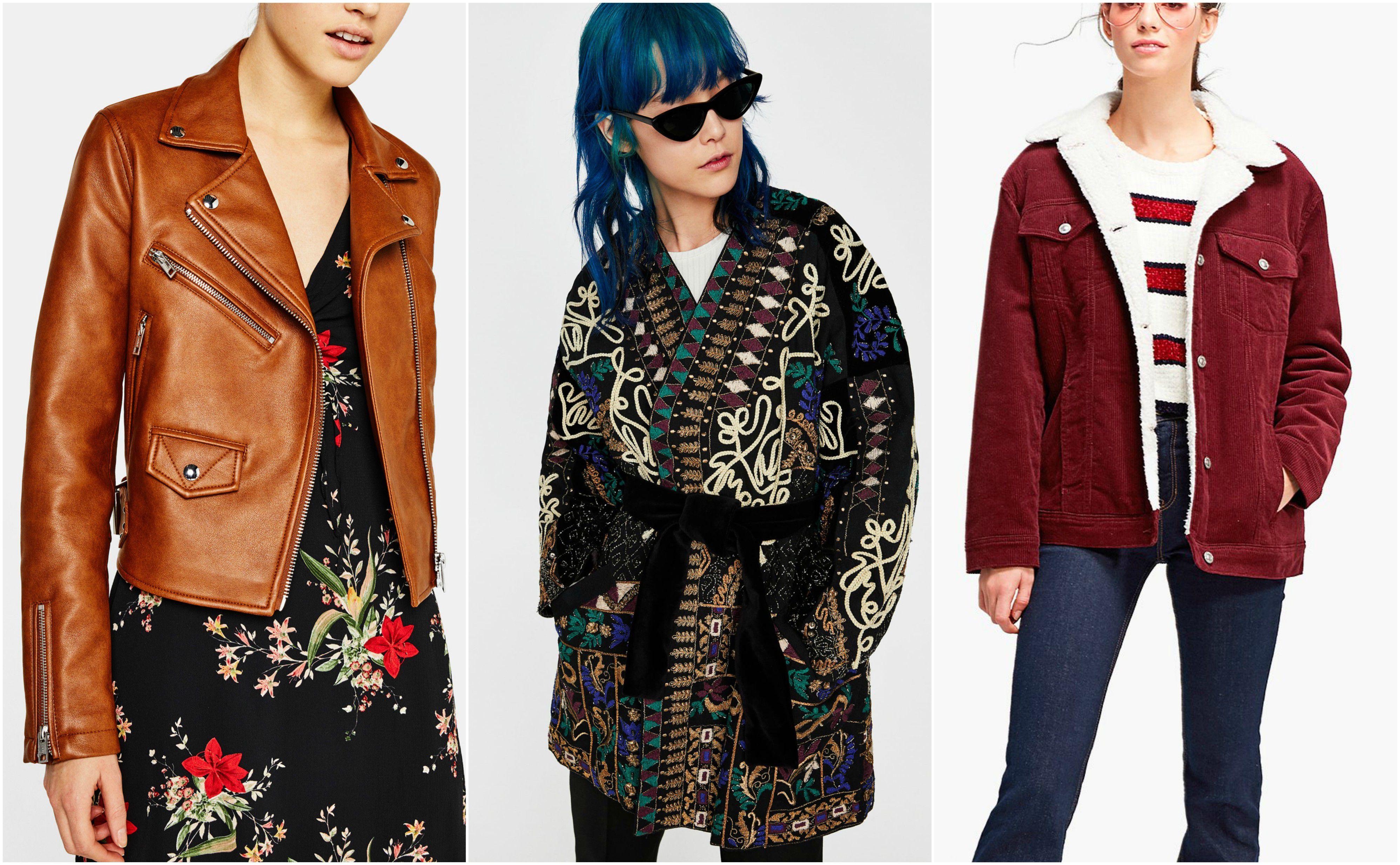 Izabrali smo najljepše jakne iz novih kolekcija za nadolazeću sezonu