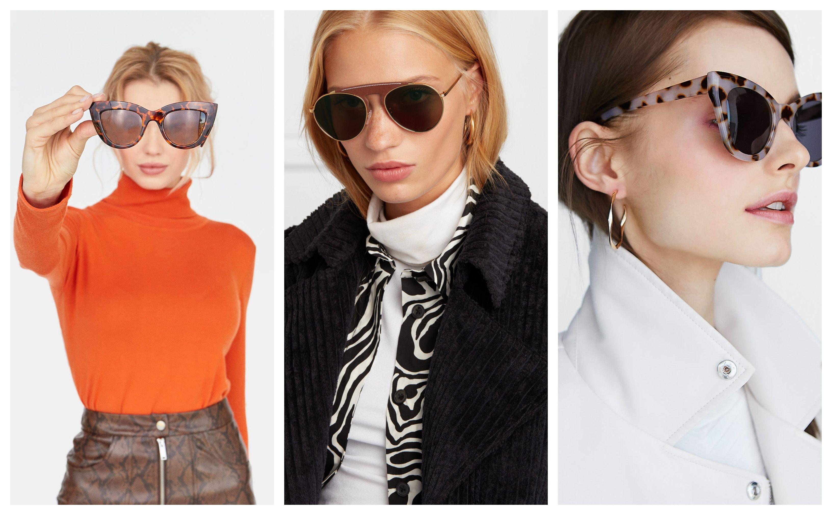 Nema ljepšeg od sunčane zime (ili sunčanog vikenda), pa evo najljepših naočala iz ponude