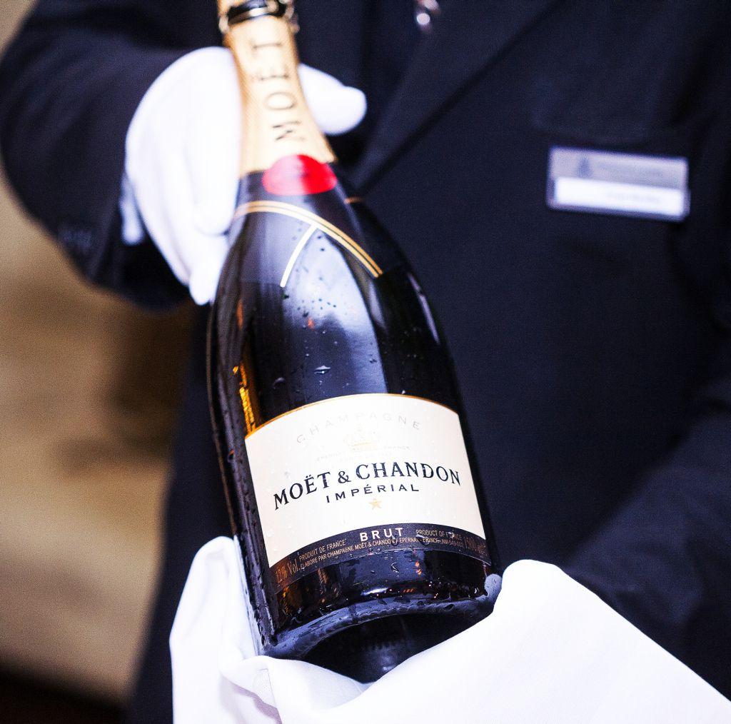 Ekskluzivna šampanjska večera uz gostovanje chefa s Michelinovom zvjezdicom