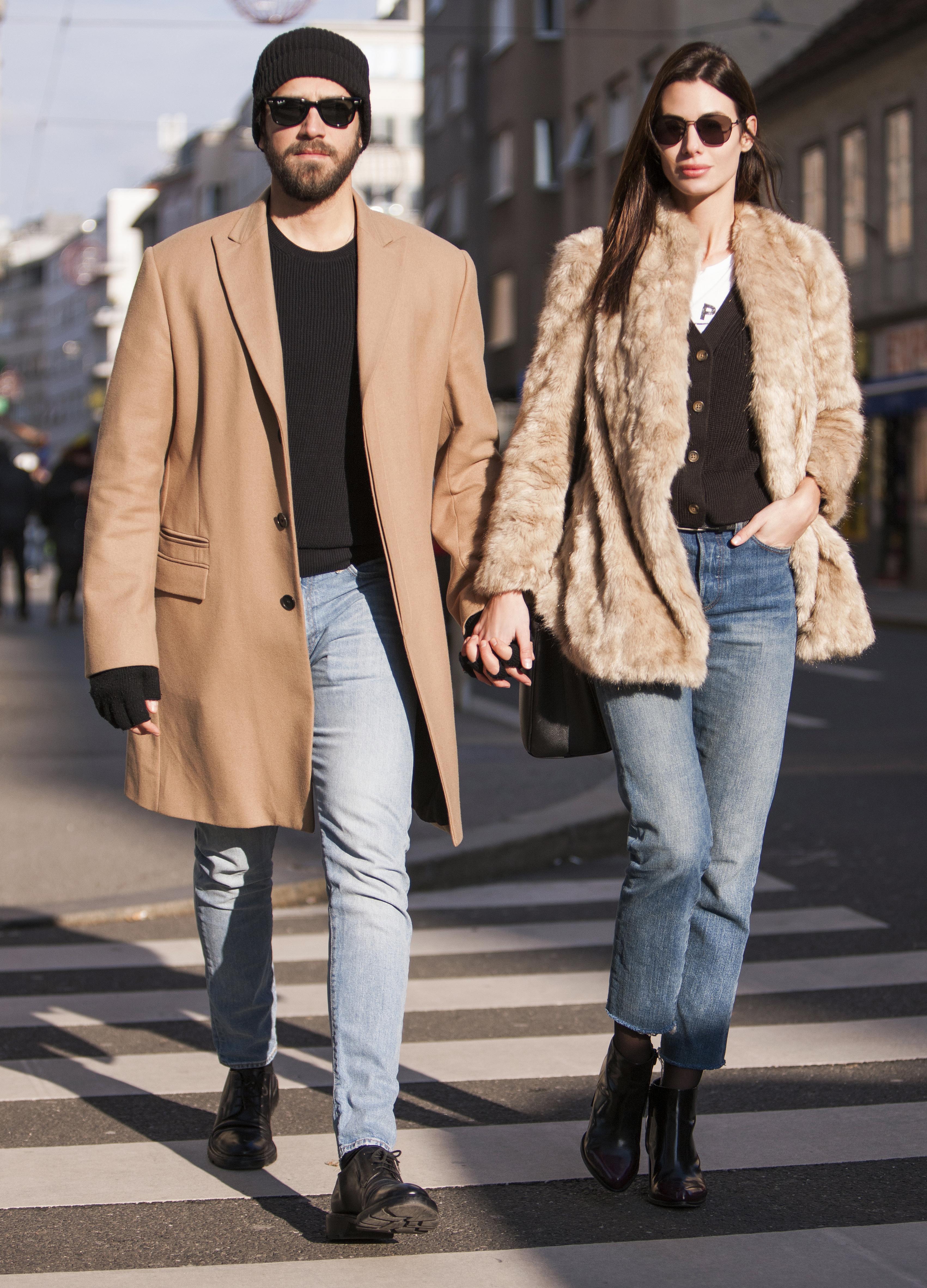 Uspješni, zgodni i stylish - ovo je par na koji nitko neće ostati ravnodušan!