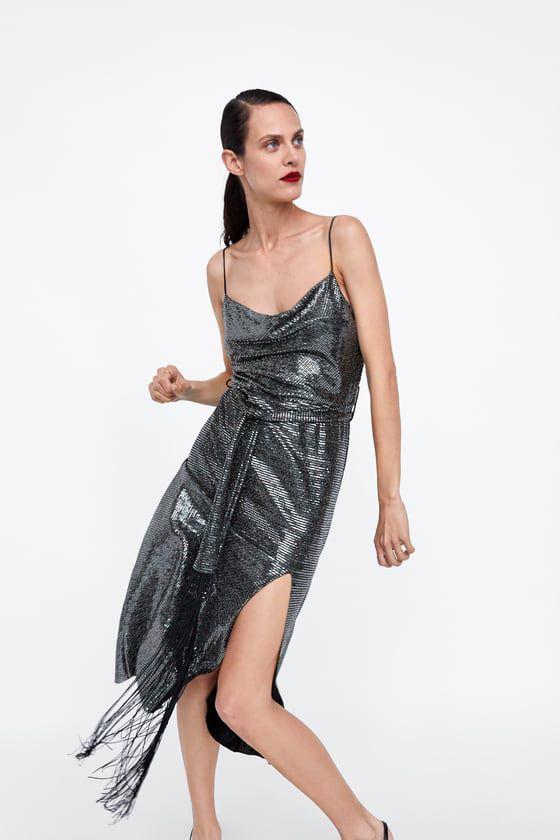 Novi hit model haljine iz Zare: Taman pred blagdanske partyje!