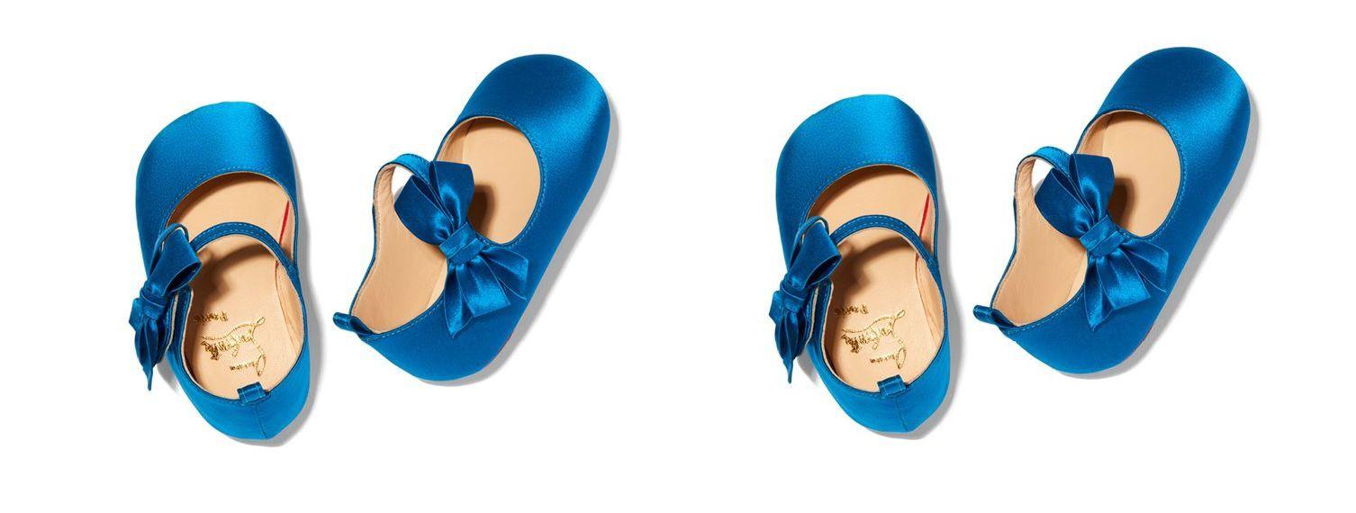 Louboutin dizajnirao prve dječje cipelice i neodoljive su kao što smo i očekivali!