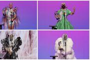 Lady Gaga zvijezda večeri: Doma je ponijela pet nagrada i ukrala pozornost otkačenim odabirom maski za lice