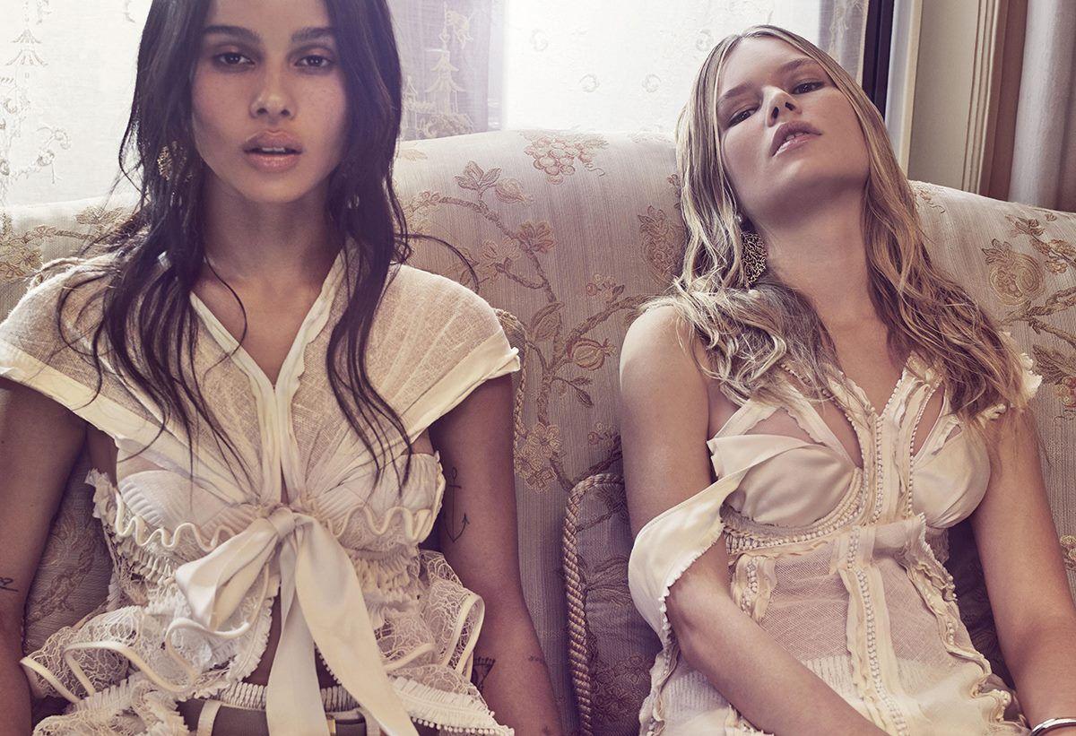 Zanimljivo lice u Balenciaga kampanji