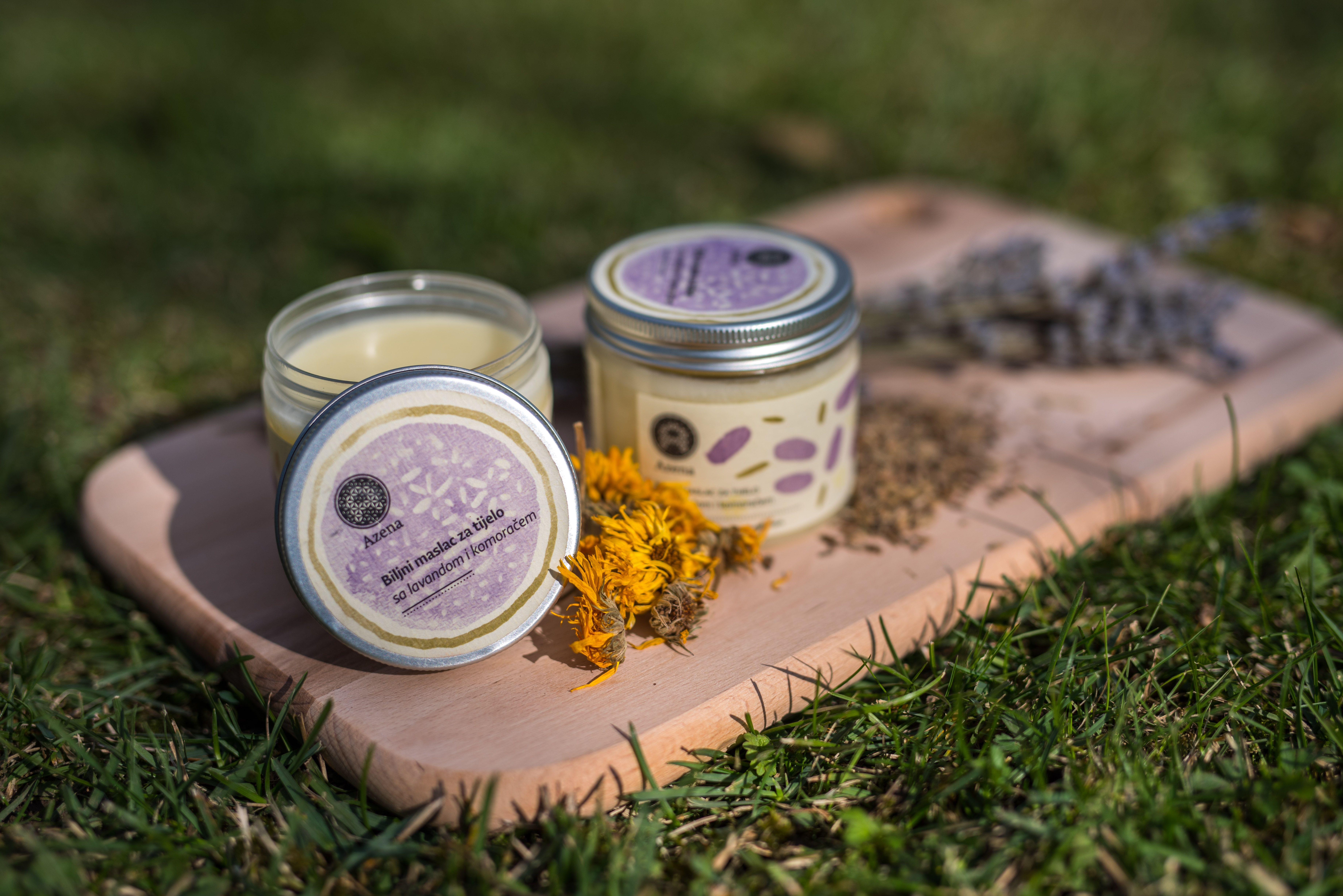 Predstavljen veganski biljni maslac Azena kozmetike