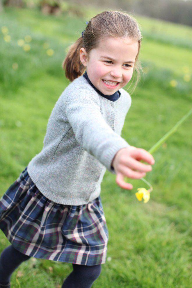 Princeza Charlotte slavi svoj četvrti rođendan: Pogledajte nove preslatke fotografije!