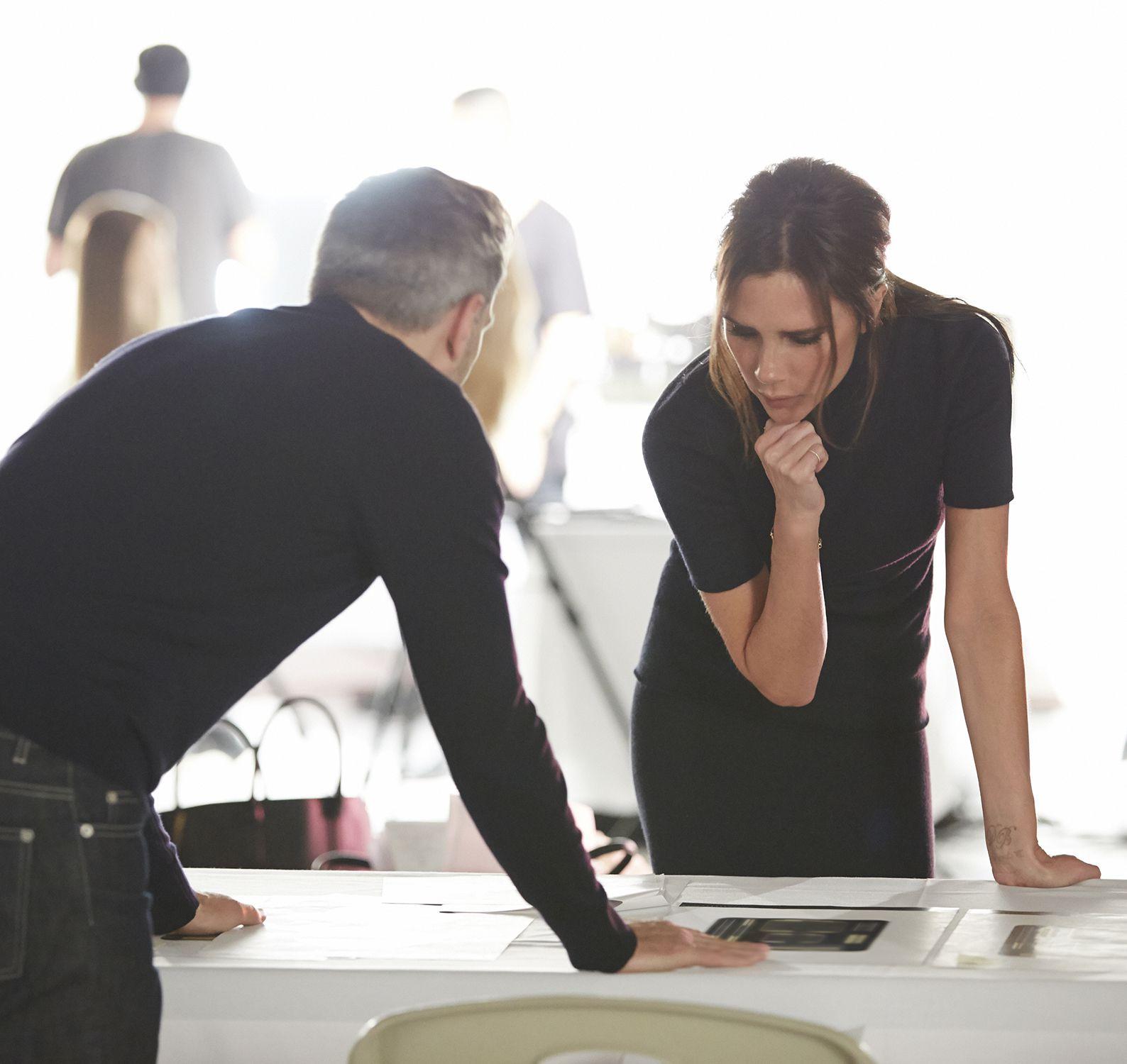Suradnja Victorie Beckham s kozmetičkom kućom Estée Lauder