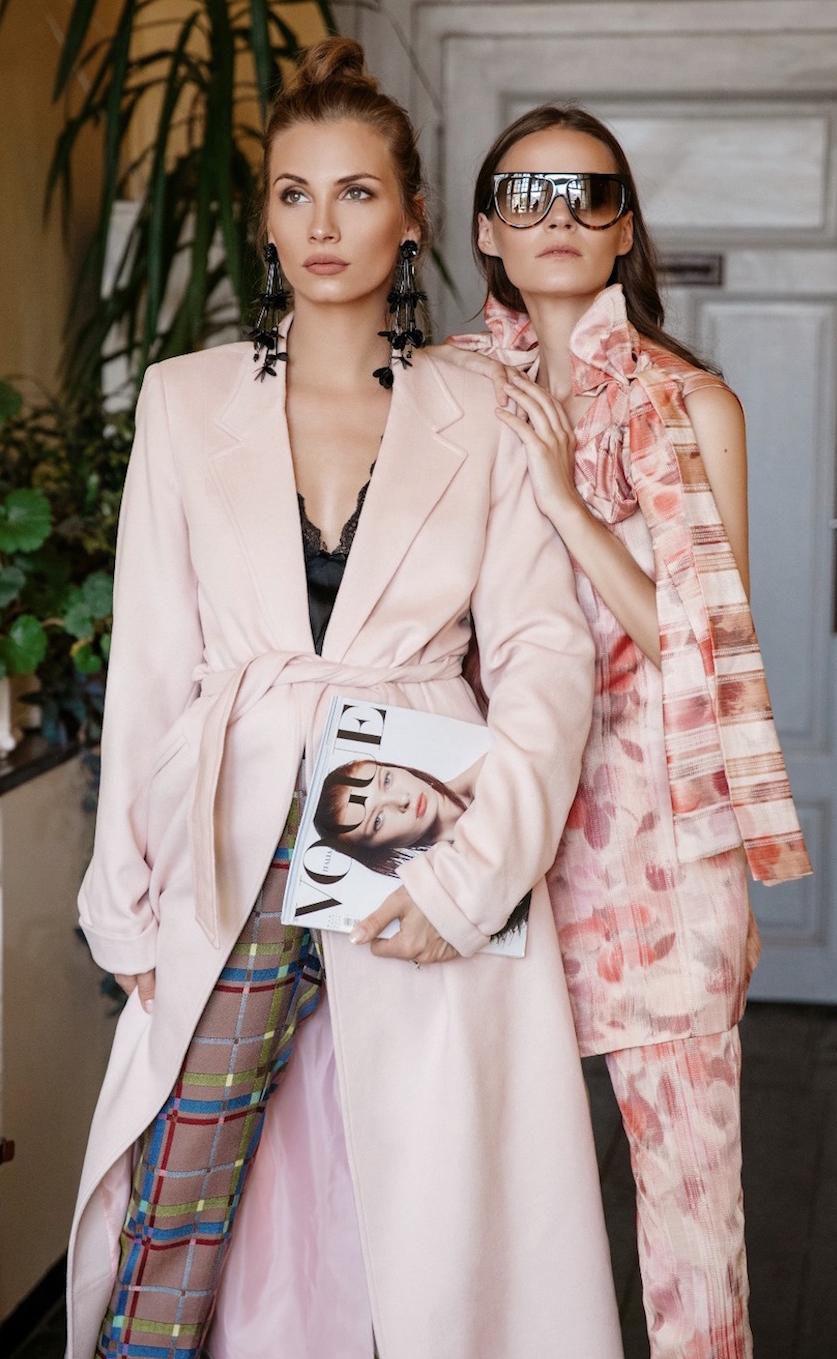 Dizajnerica i street style zvijezda Marina Larie Matić novom kolekcijom odaje počast svjetskim modnim metropolama