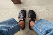 Hoće li zaživjeti kao trend? Sve više viđamo cure u (gumenim) sandalama kakve smo nosili kao klinci