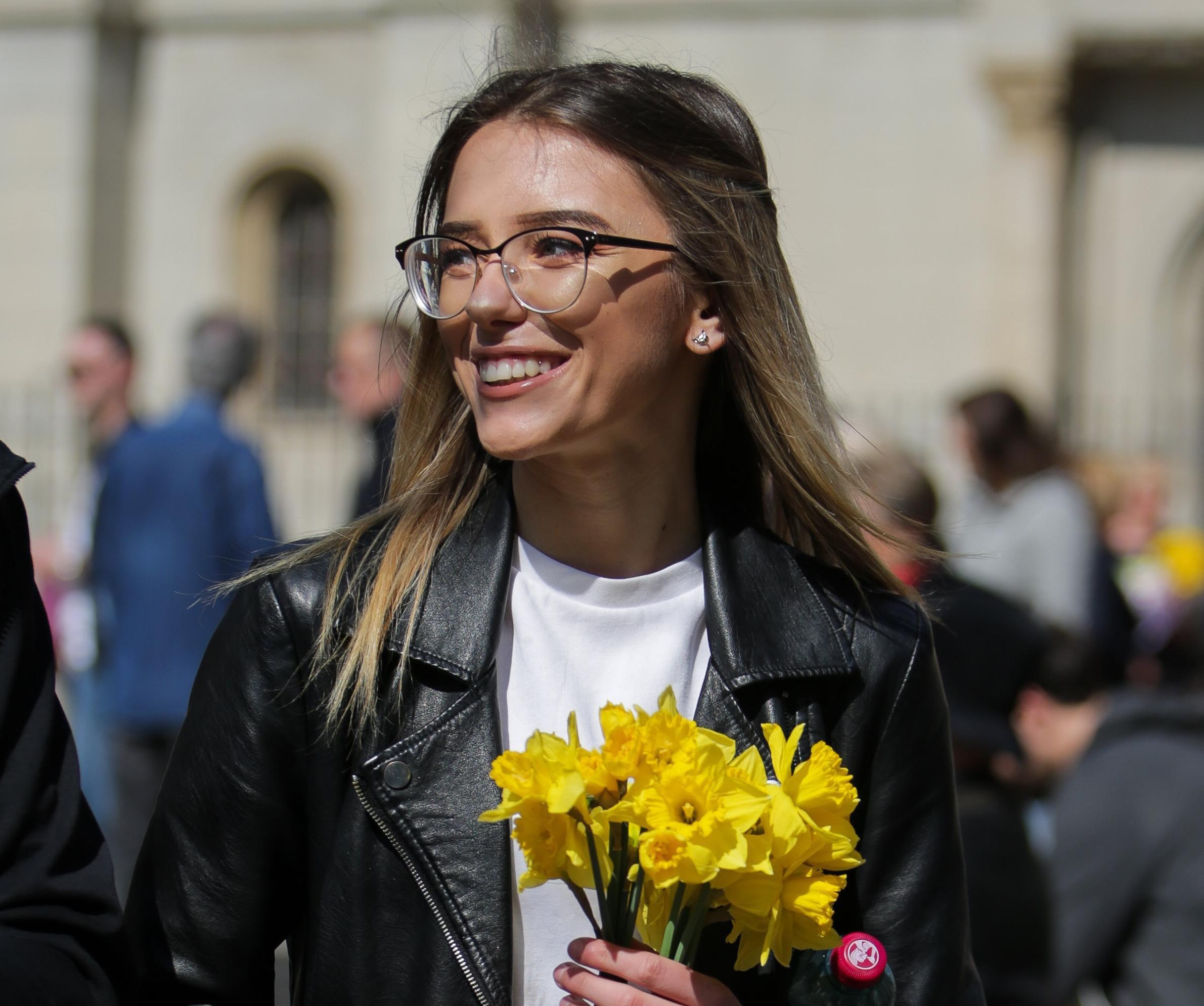 Minica i najljepši osmijeh zagrebačke špice: Ljepotica jednostavnošću ukrala pozornost u centru Zagreba