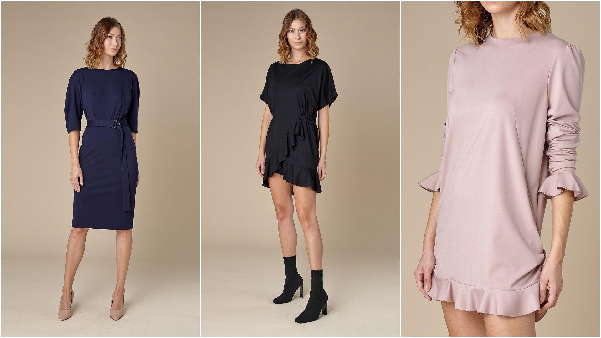 Tražite savršenu poslovnu haljinu? U kolekciji domaćeg dizajnera pronašli smo modele koje možete nositi uz salonke, ali i čizme