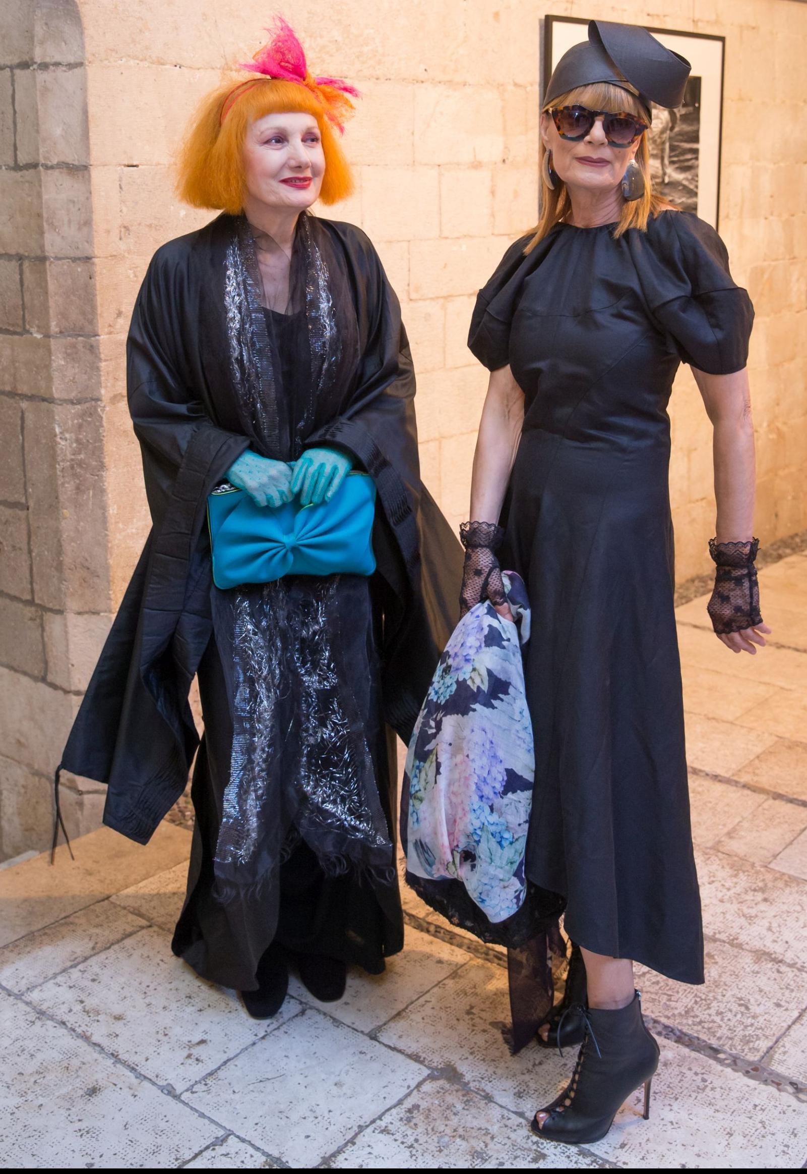 Ove dvije dame dokaz su kako je stil nema veze s godinama