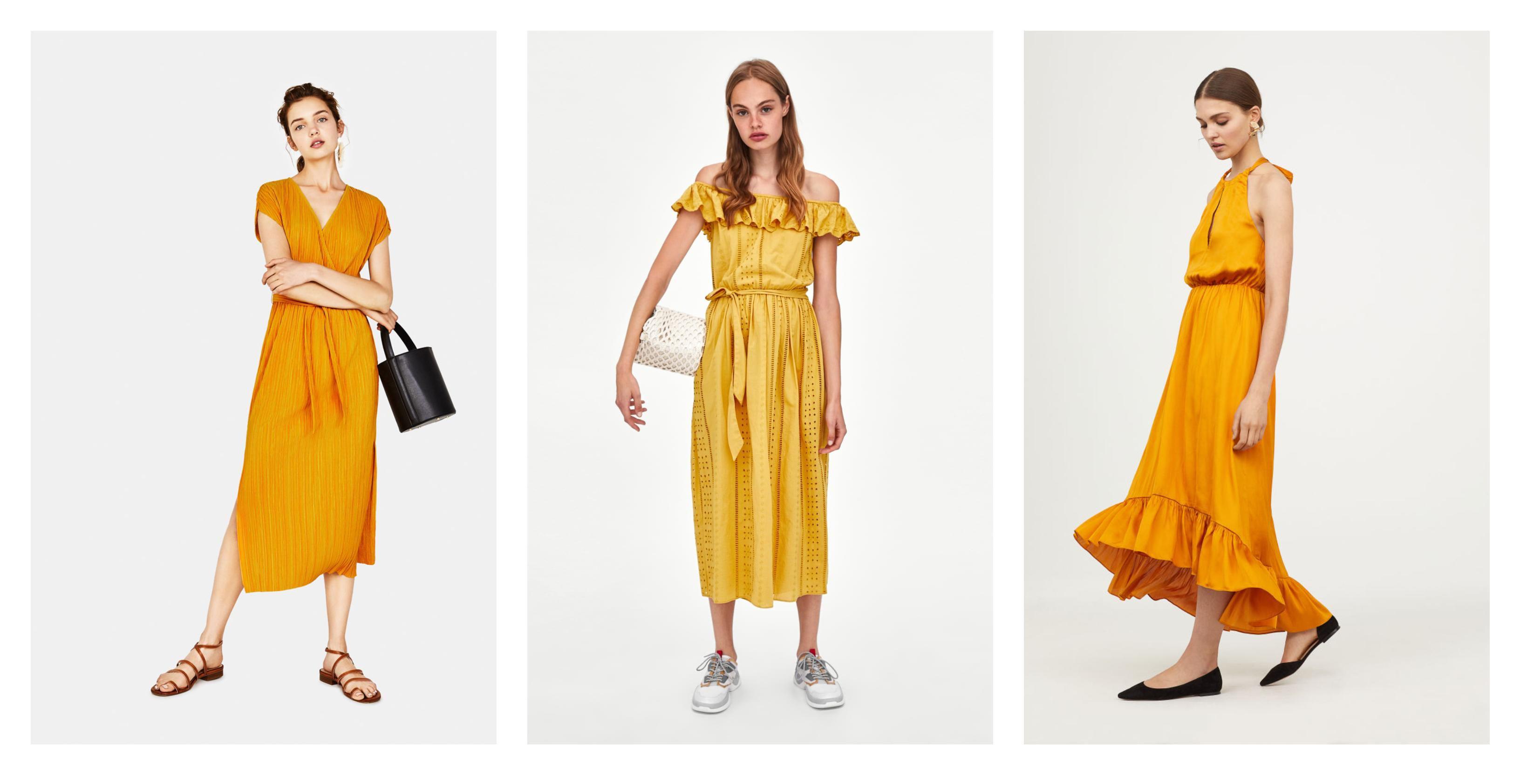 Žutom bojom razvedrite dan! Izabrali smo najljepše haljine iz high street ponude