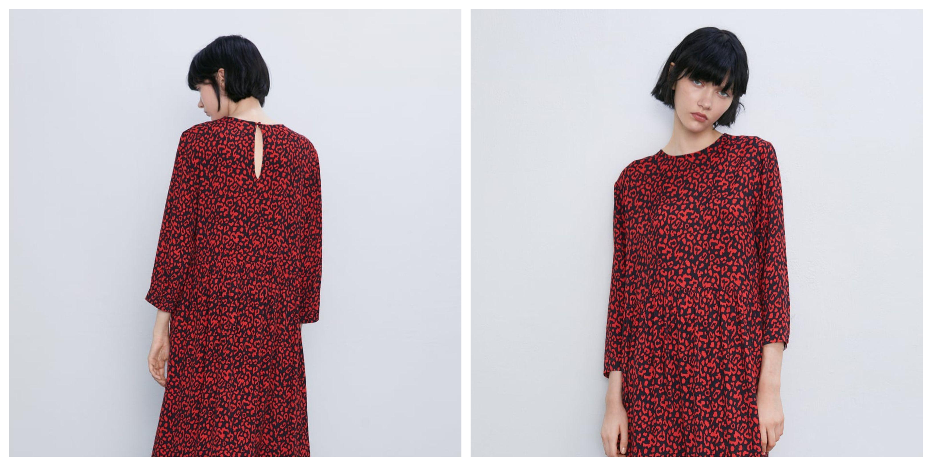 Nova Zarina haljina leopard uzorka jesenska je verzija popularnog ljetnog modela