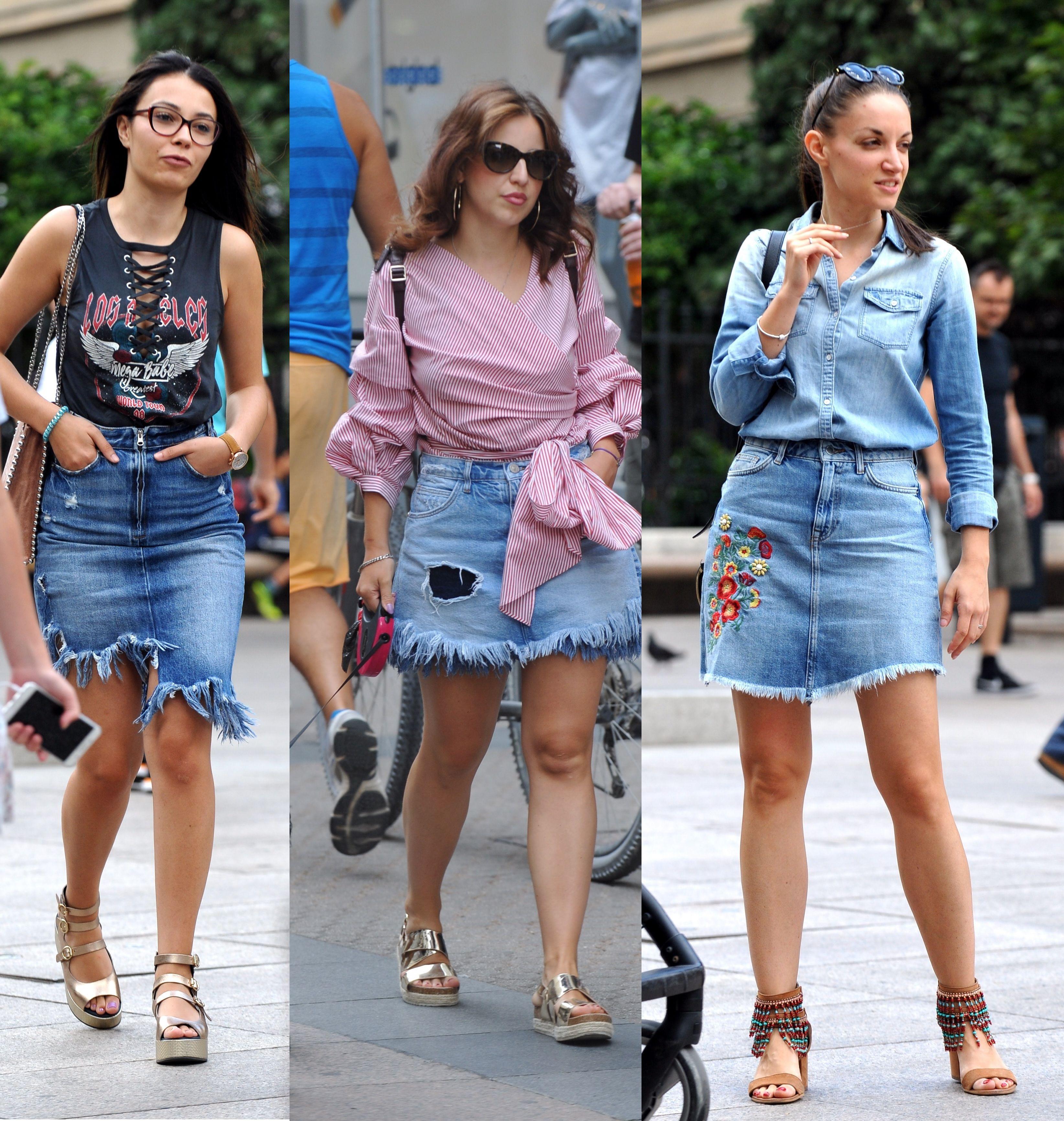 Jedan trend, tri zgodne dame: koja ga je bolje isfurala?