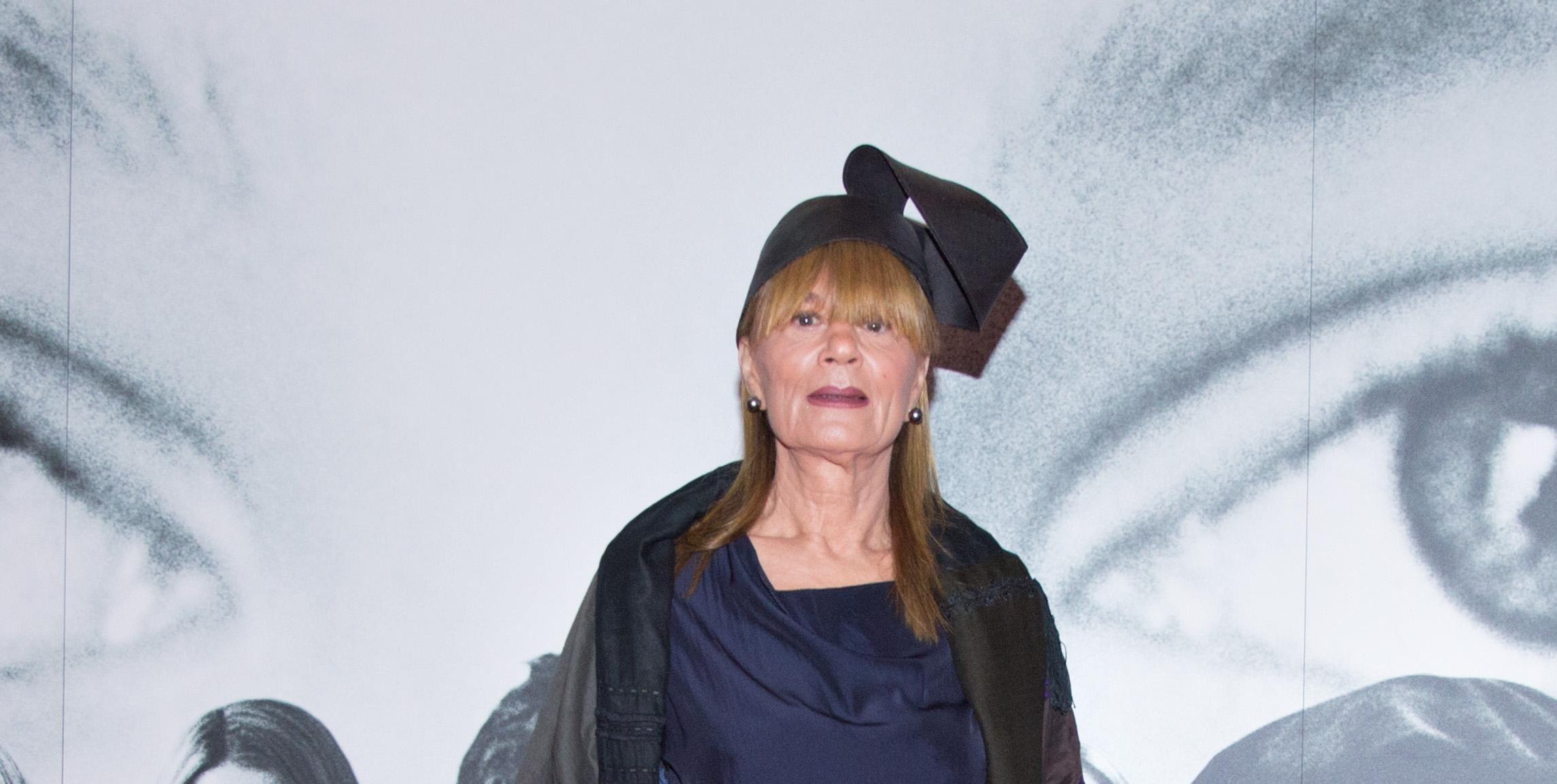 Đurđa Tedeschi ikona je stila i u sedmom desetljeću života