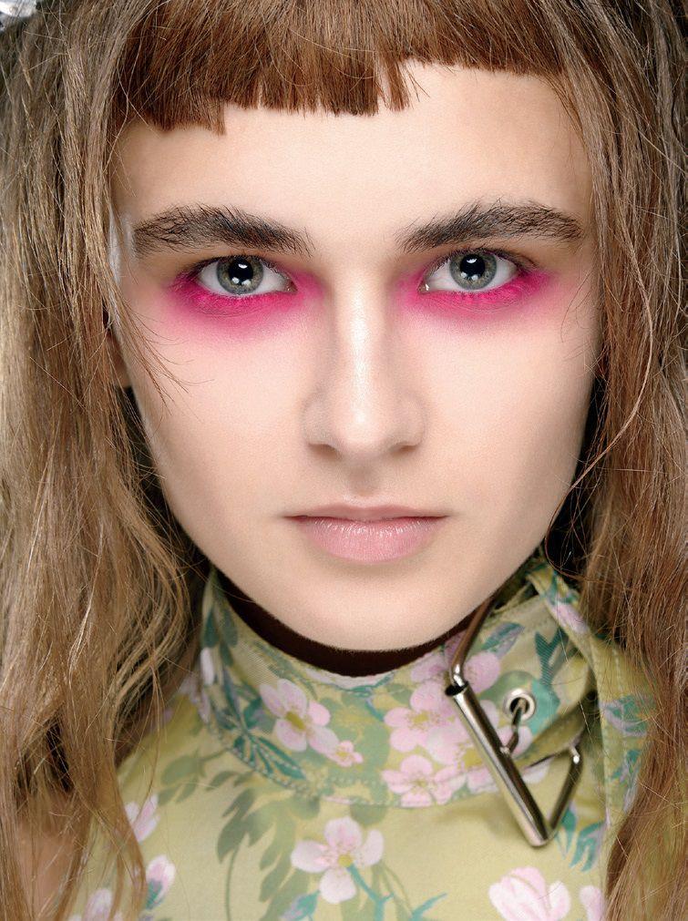 Make-up u bojama proljeća i ljeta