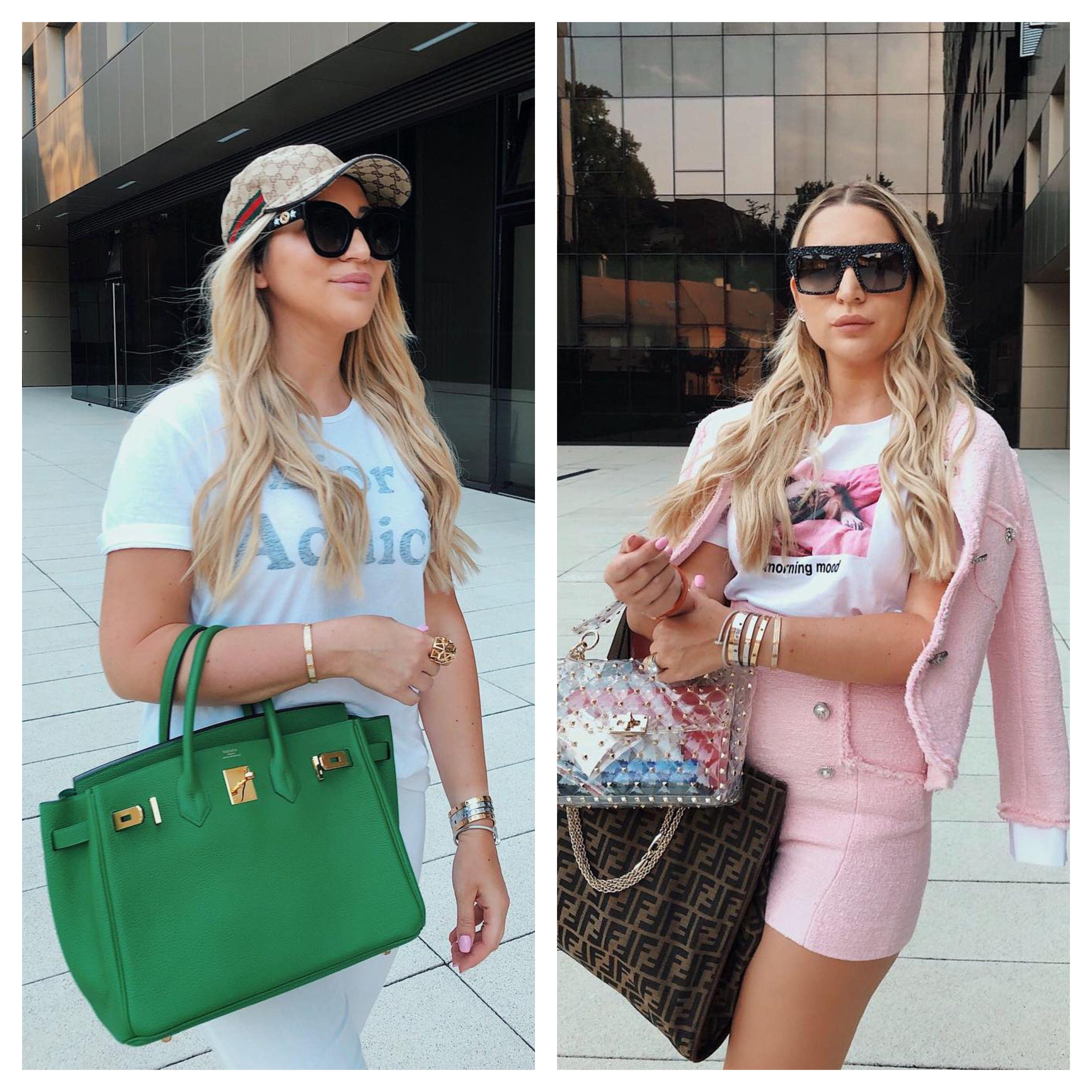 Supruga Dinamovca koji voli markirano ima desetak Hermès torbica i izgleda da na tome neće stati
