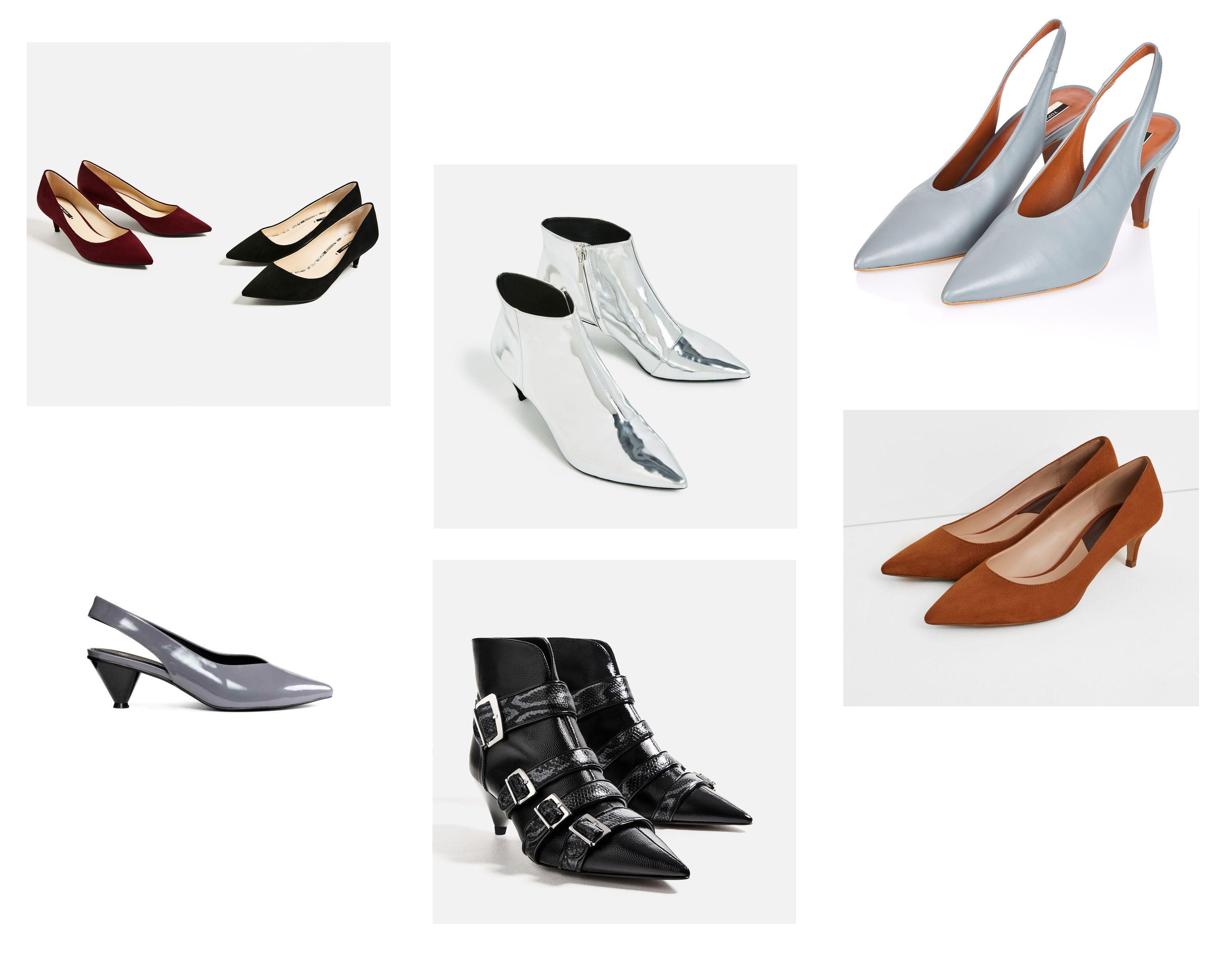 Hoće li kitten heels zavladiti uličnom modom?