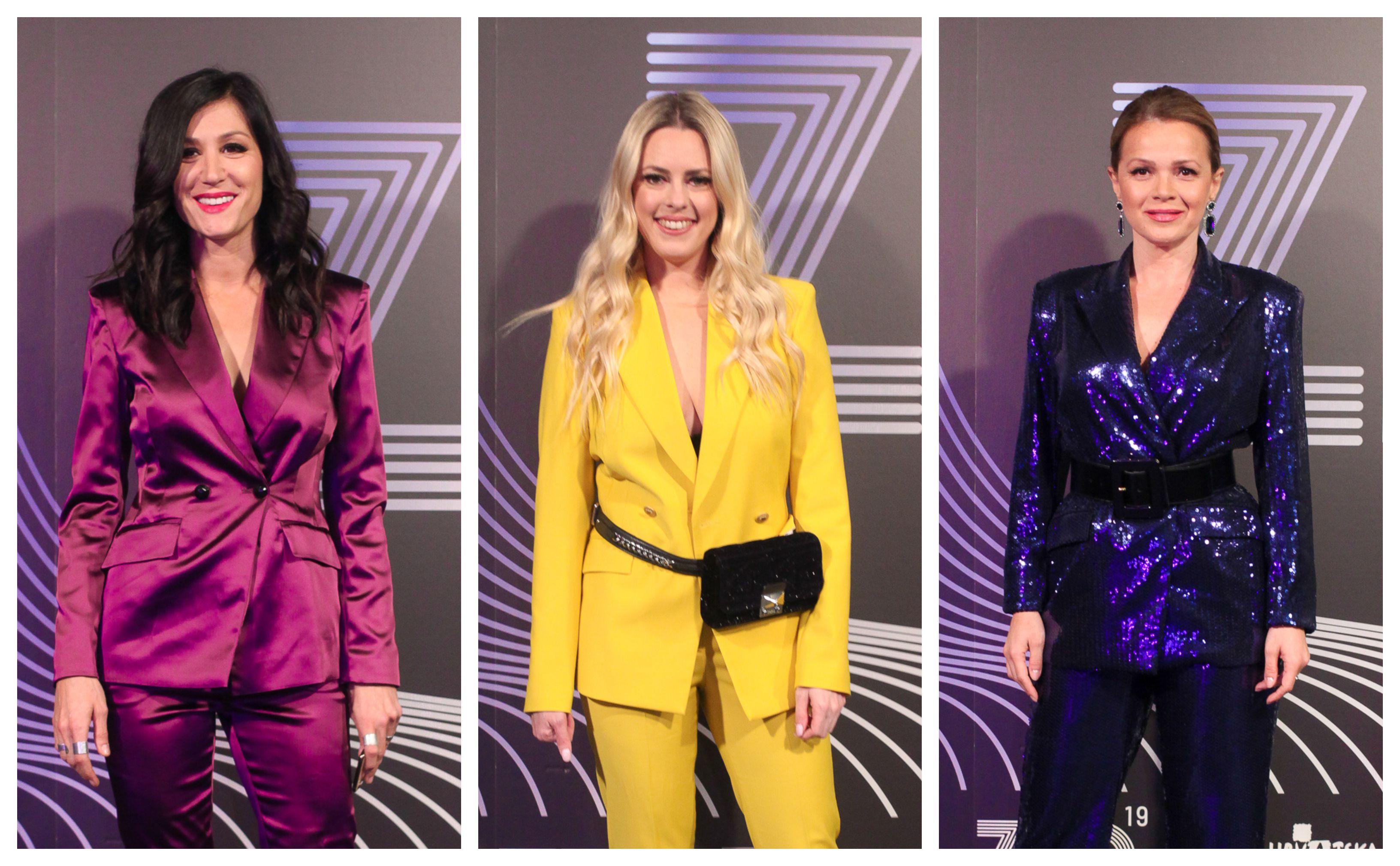 Trend koji obožavaju: Kakva sve odijela nose poznate Hrvatice?