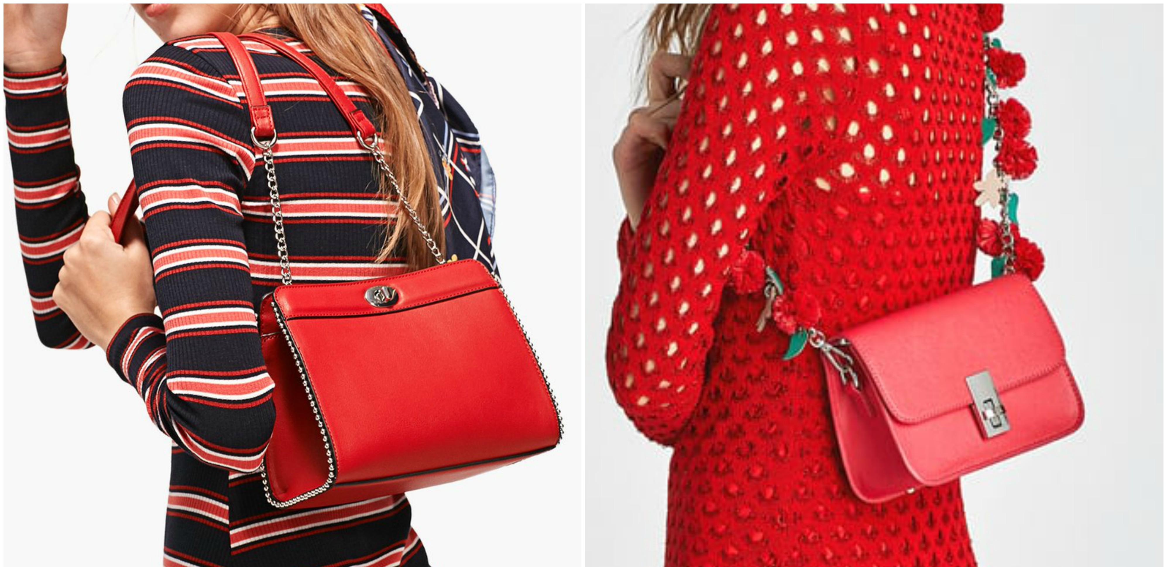 Malo crvene za ljubav: Izabrali smo najljepše torbe s kojima ovog Valentinova nema greške