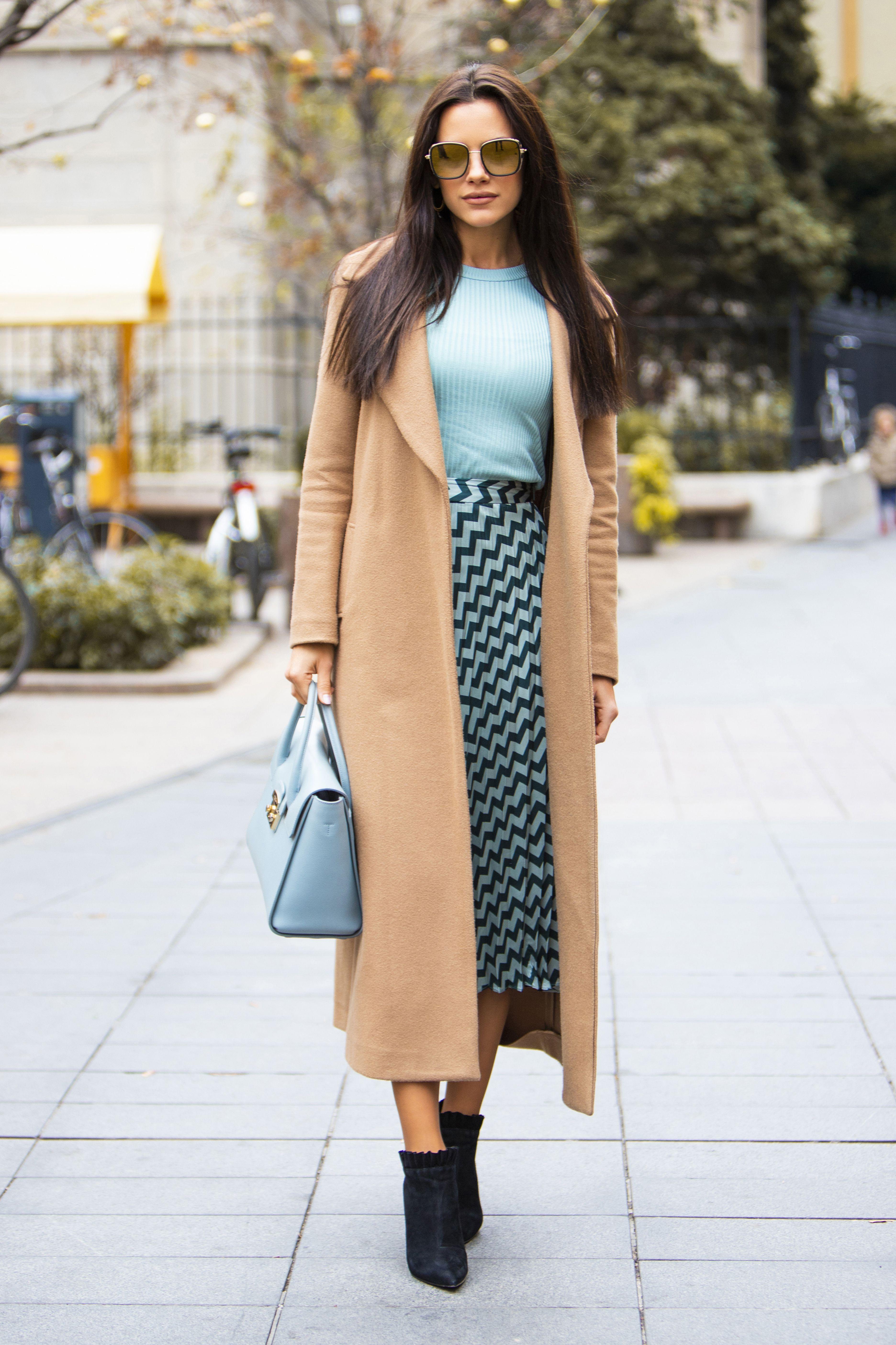 Prava inspiracija: Ovim outfitom izašla je iz svoje komfor-zone, no stvarno joj dobro pristaje!