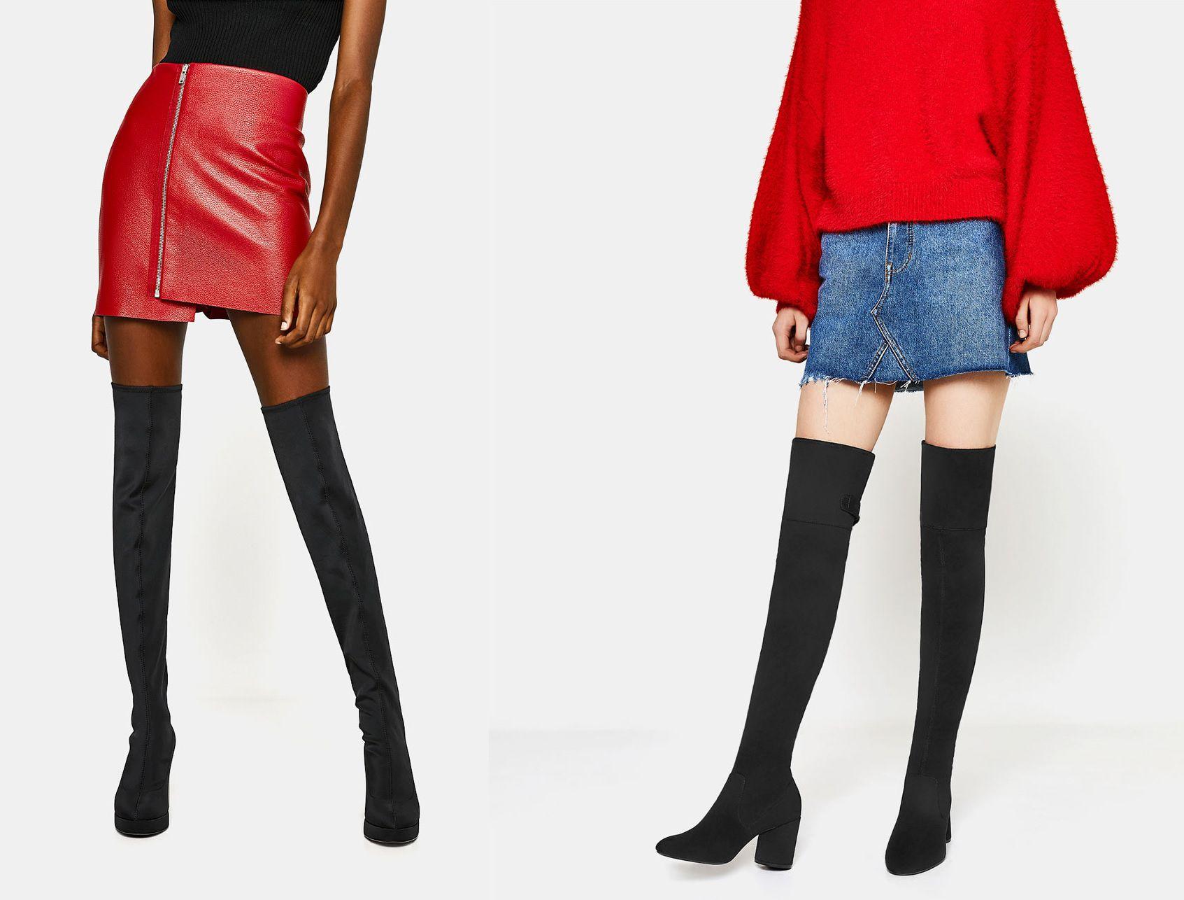 U njima izgledate najseksepilnije: Pronašli smo najljepše čizme iznad koljena, a neke su i na sniženju!