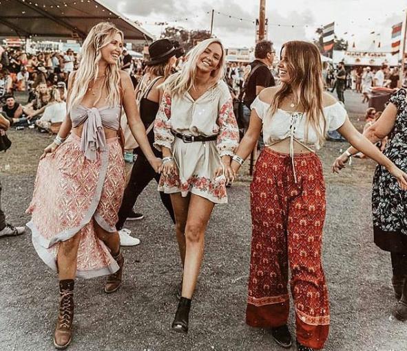 Stiže nam prvi veliki glazbeni festival ovog ljeta: Predlažemo četiri stylinga!