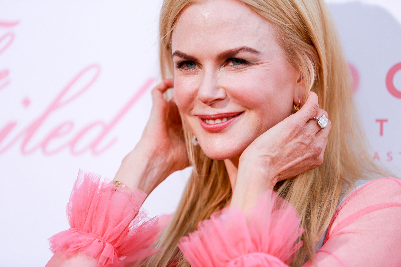 Nicole Kidman kakvu još nismo vidjeli: pozirala u badiću po uzoru na Baywatch