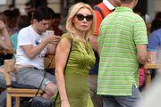 Dama u haljini od zelenog satena ostavila je bez daha cijeli Cvjetni trg