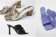 Glavni ljetni  trend bit će natikače s potpeticom: Izabrali smo super modele iz high street dućana