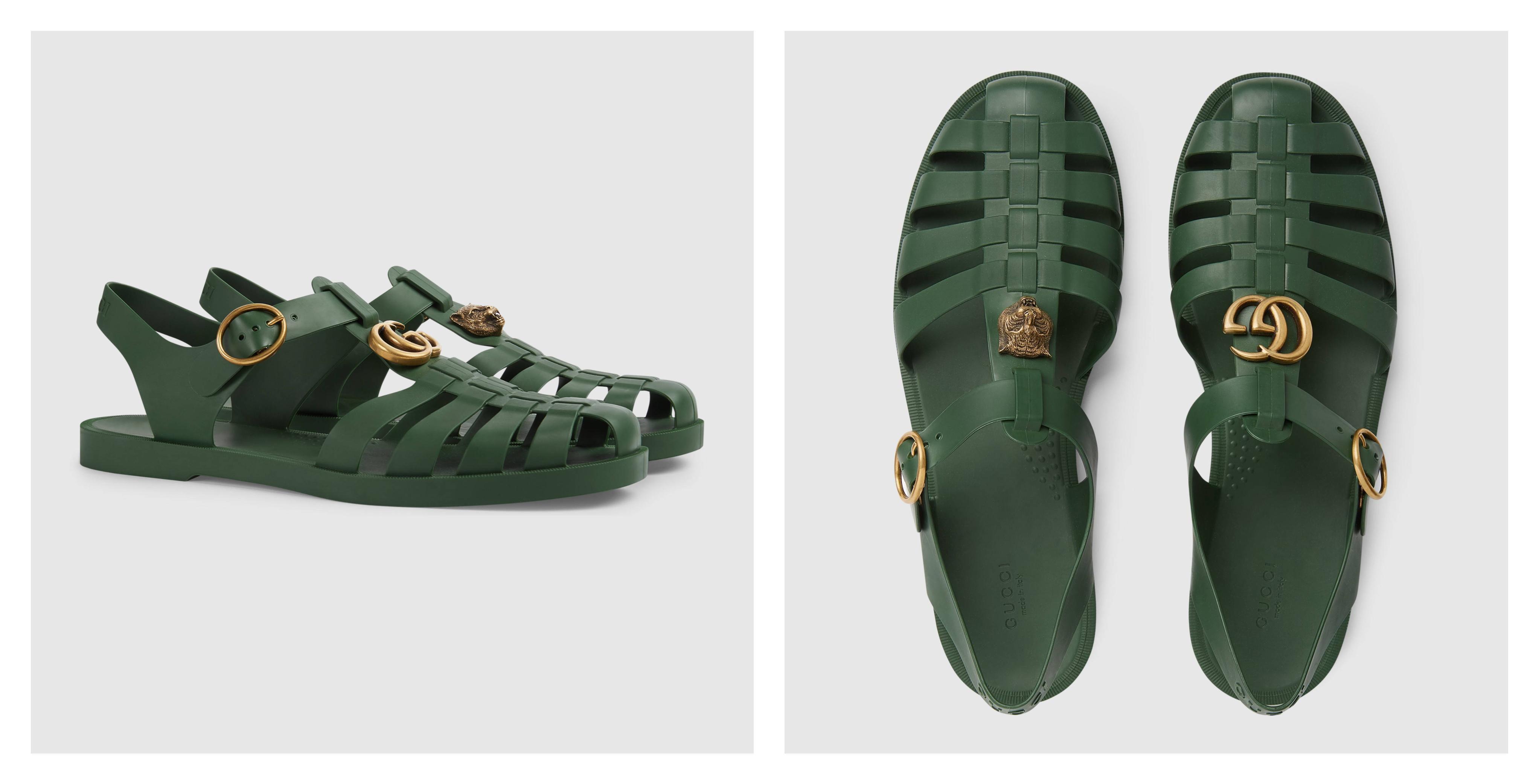 Sjećate se (omraženih) sandala za plažu? U Gucciju ih sad prodaju za više od 3600 kuna!