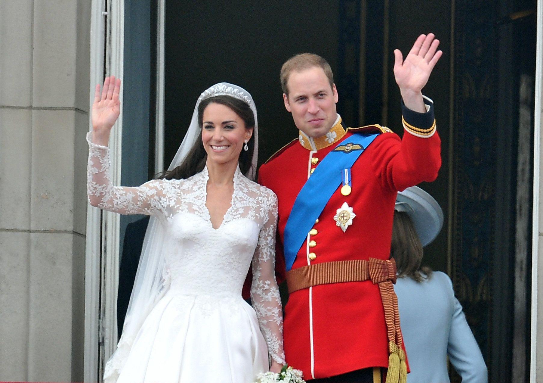 Sutra je 10. godišnjica braka Kate i Williama: Njezinom vjenčanicom inspirirale su se mnoge poznate dame