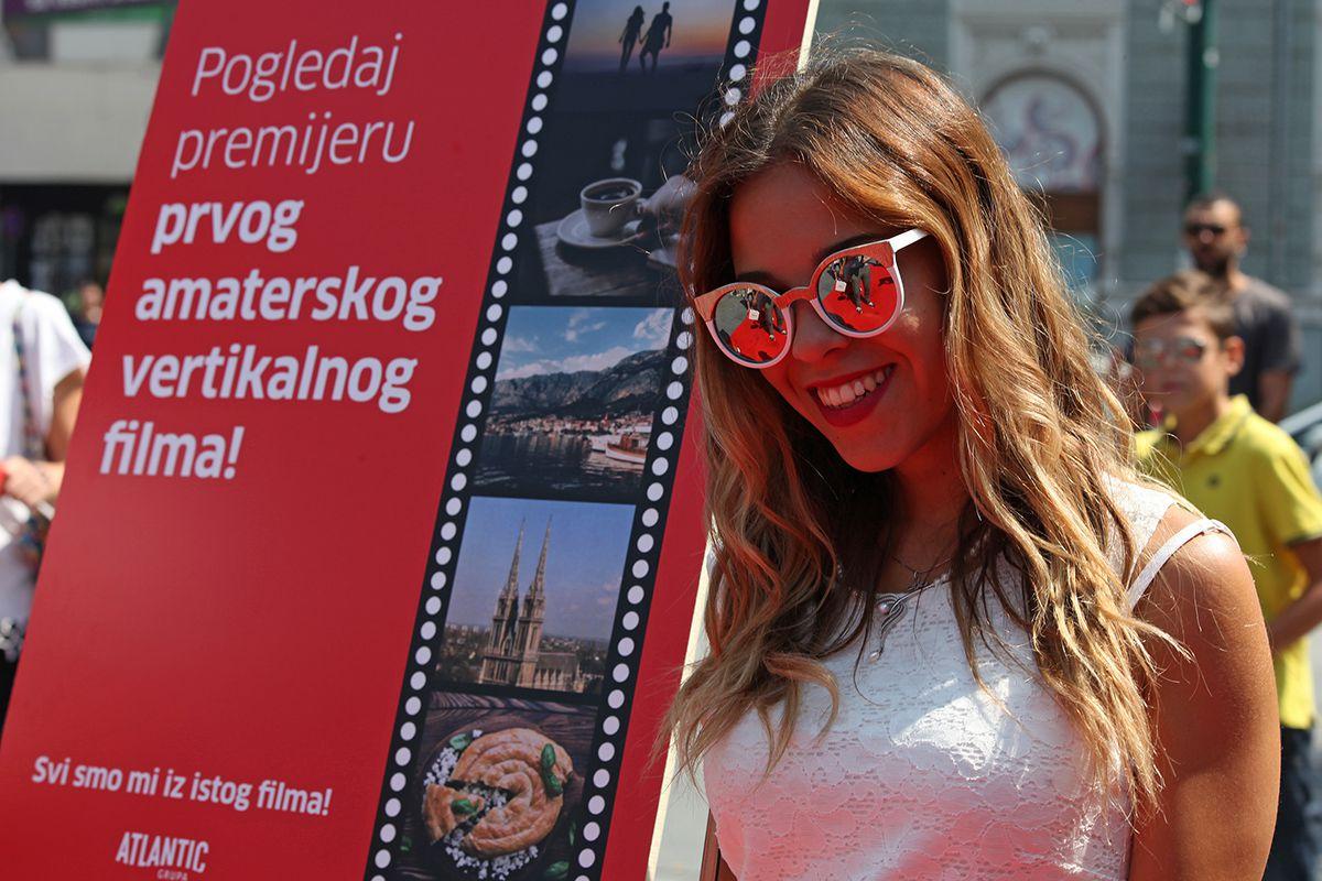 """Publika iz cijele regije sudjelovala u snimanju jedinstvenog videa  """"Svi smo iz istog filma"""""""