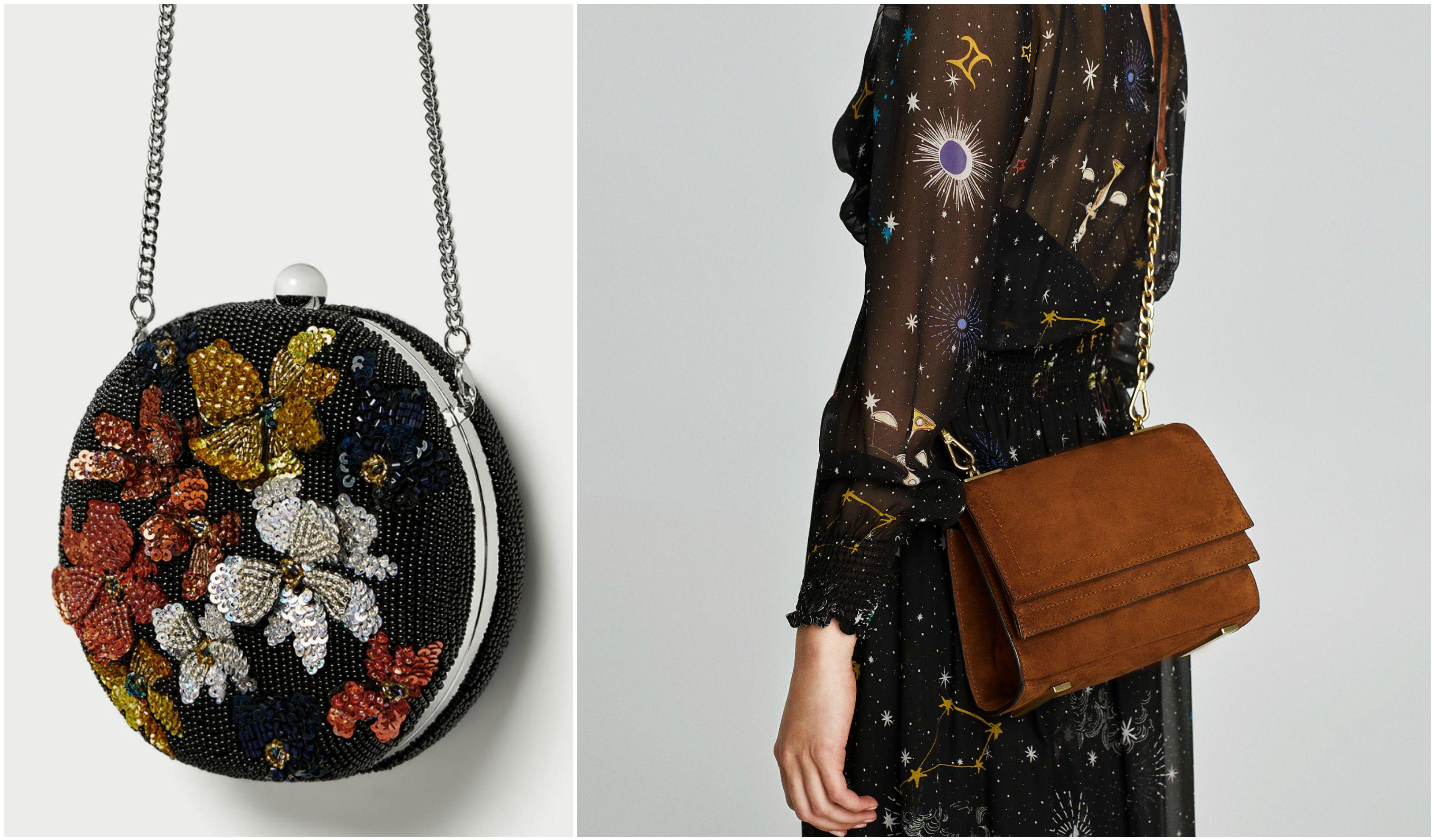 Ovo su najbolje nove torbice iz Zare