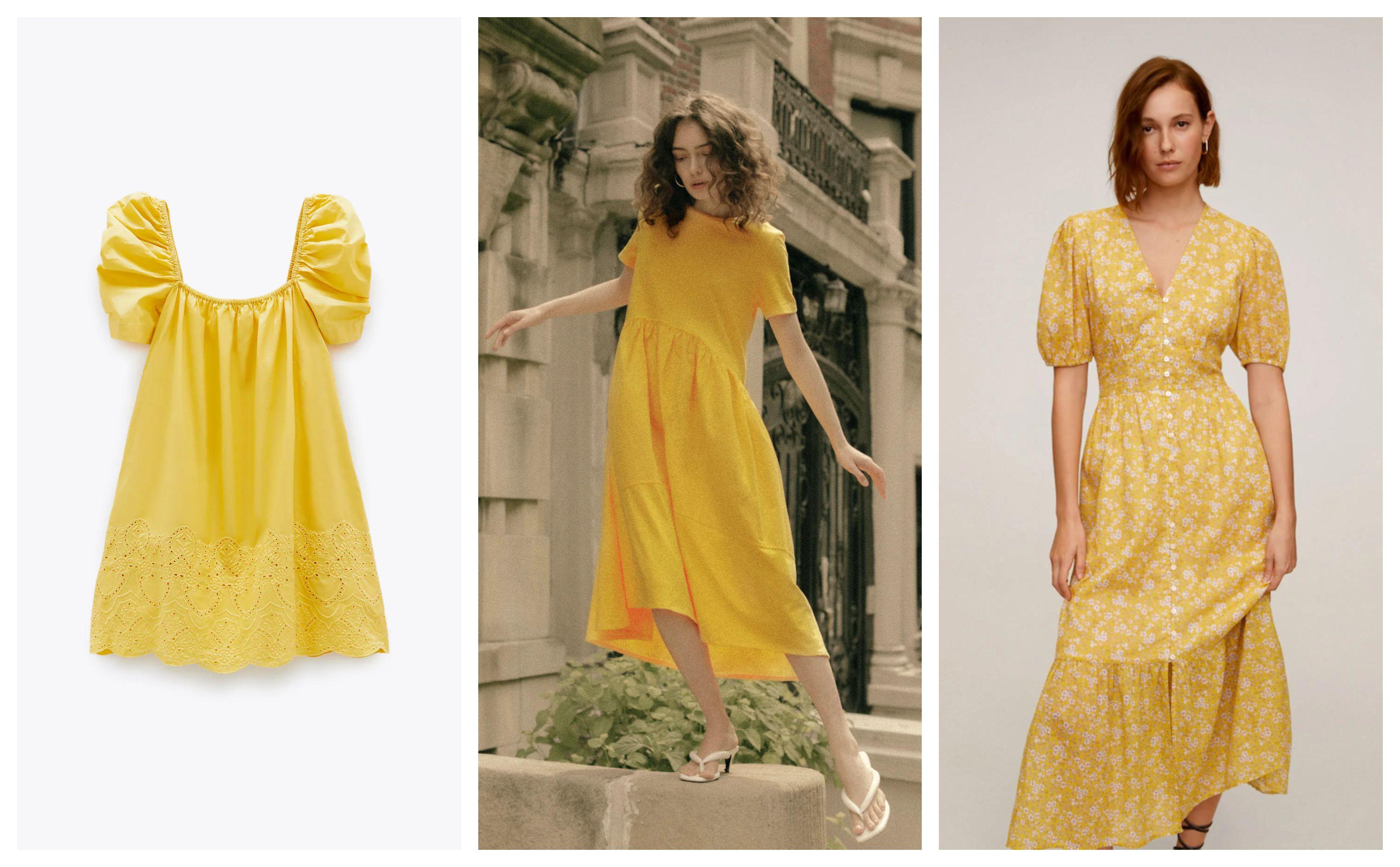 Ništa ne govori ljeto kao žuta boja: Najlljepši komadi u boji ljeta iz ponude high street dućana