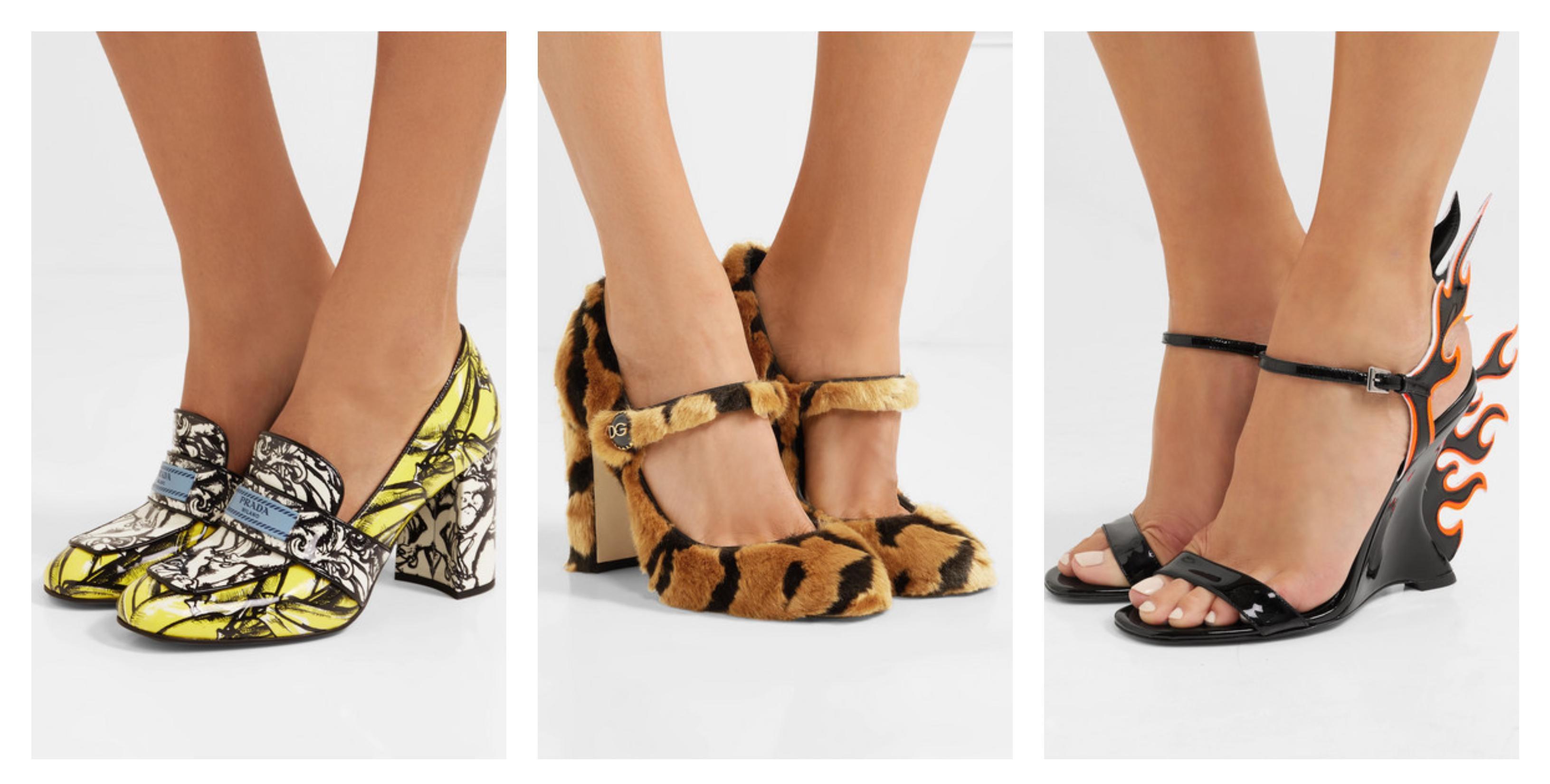 Samo za najhrabrije: Cipele u novim dizajnerskim kolekcijama prilično su neobične!