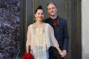 Umjesto klasične vjenčanice, ona je odabrala traperice i u njima - apsolutno zablistala!