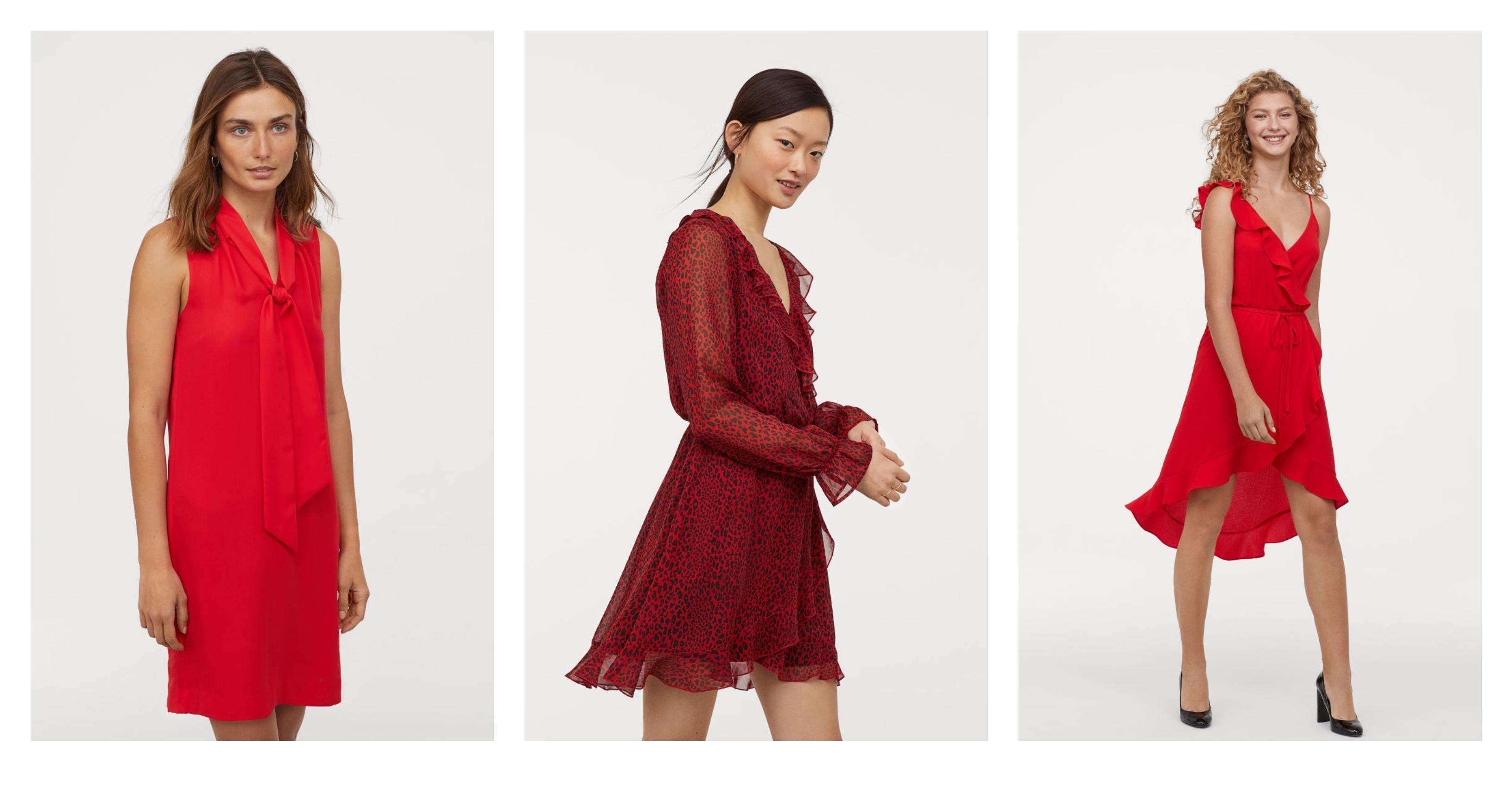 Vrijeme je za last minute shopping: Evo najljepših crvenih haljina jer s tom bojom stvarno nema greške