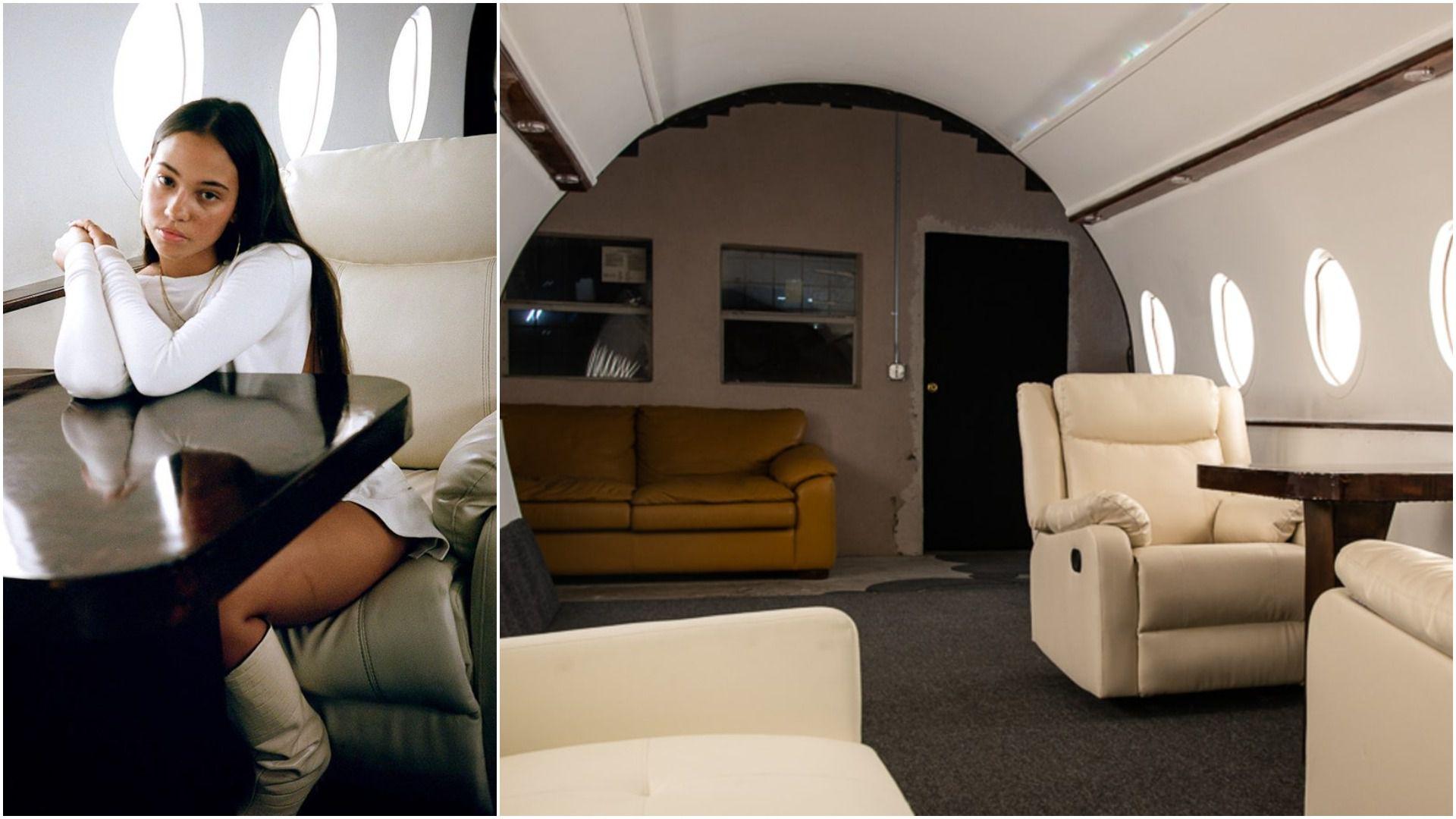Studio u LA-u iznajmljuje prostor koji izgleda poput privatnog aviona kako bi se influenceri u njemu mogli fotografirati
