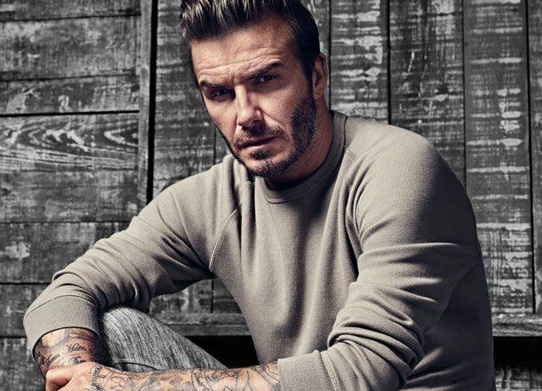 Kolekcija Davida Beckhama za H&M