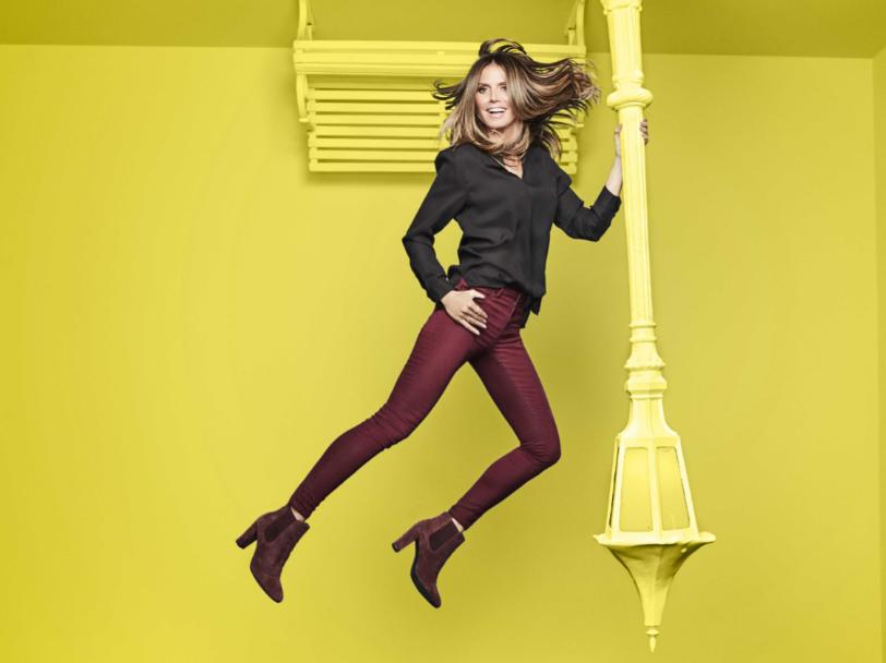 Nova kolekcija Heidi Klum #LETSSHAKEITUP uskoro u prodaji