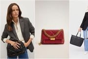 Jedan od najvećih jesenskih trendova su prošivene torbe, a u high street dućanima ima odličnih modela od 99 kn