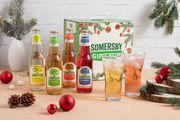 Somersby cider, čaša – dodajte malo leda i uživanje u praznicima može početi