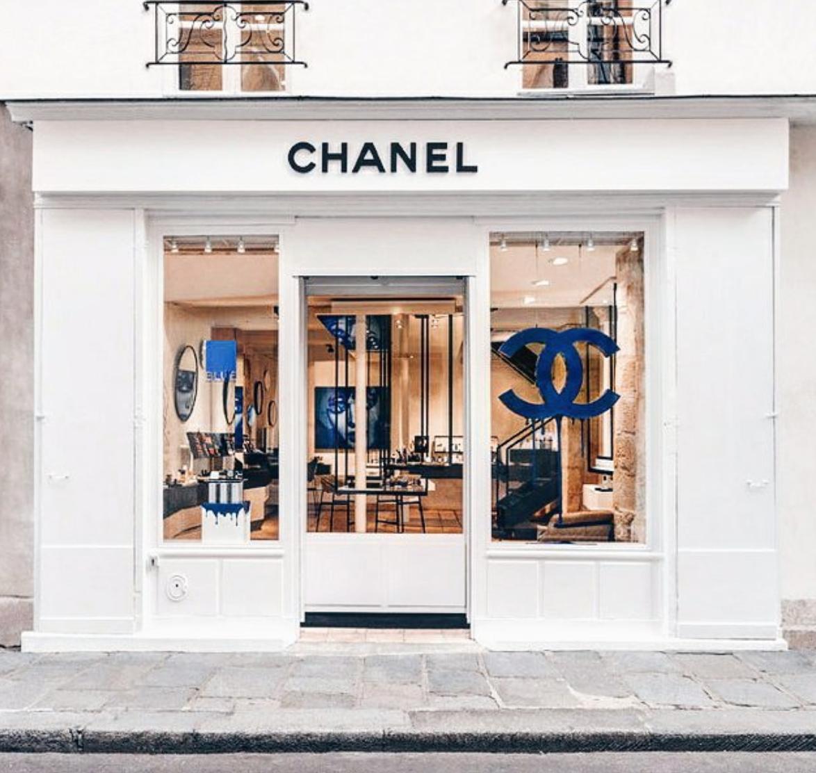Prvi Chanel beauty dućan