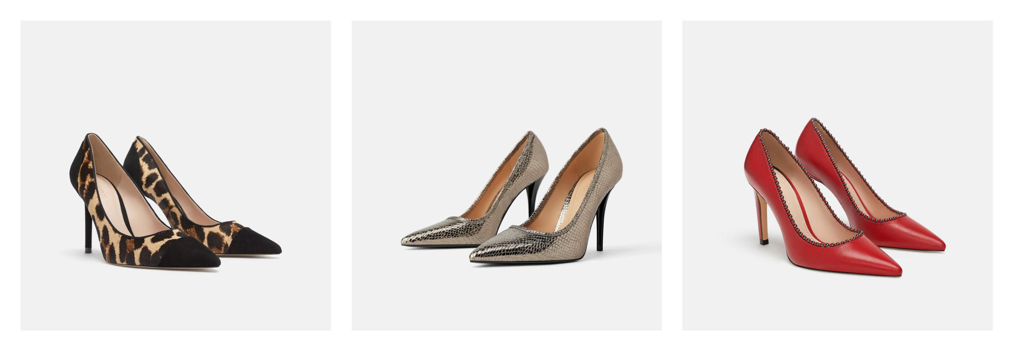 Zara ima najljepše party cipele! Izdvojili smo naše favorite koje bismo željeli vidjeti u svojoj kolekciji