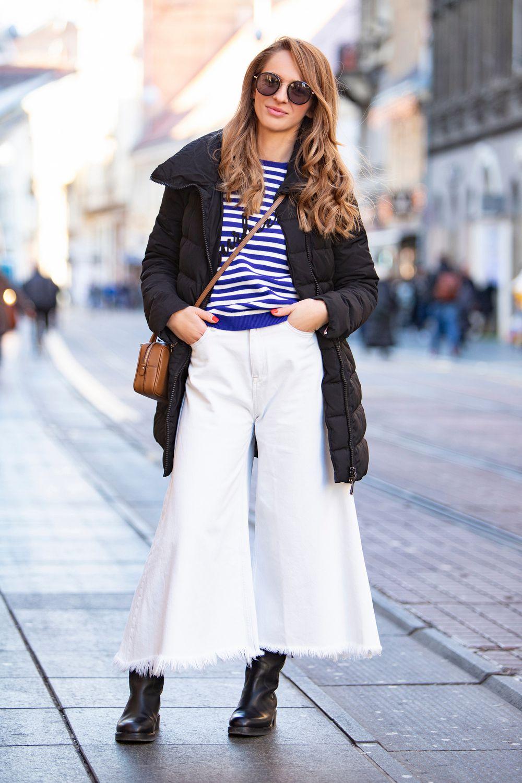 Biste li nosili odvažne hlače poput njezinih? Ovoj ljepotici tako dobro pristaju!