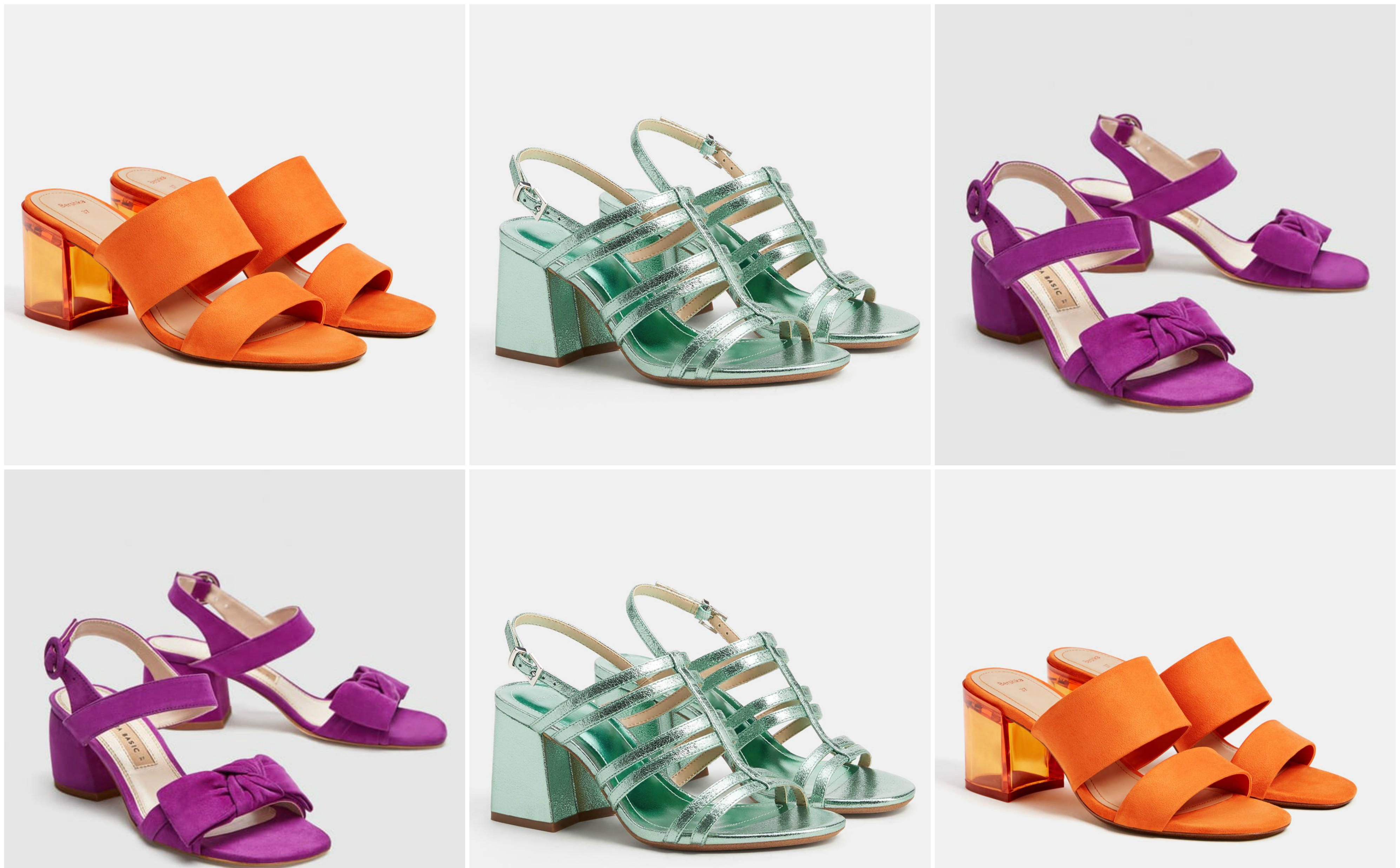 Cipele s blok petom nose se i dalje, a izgledaju bolje nego ikad!